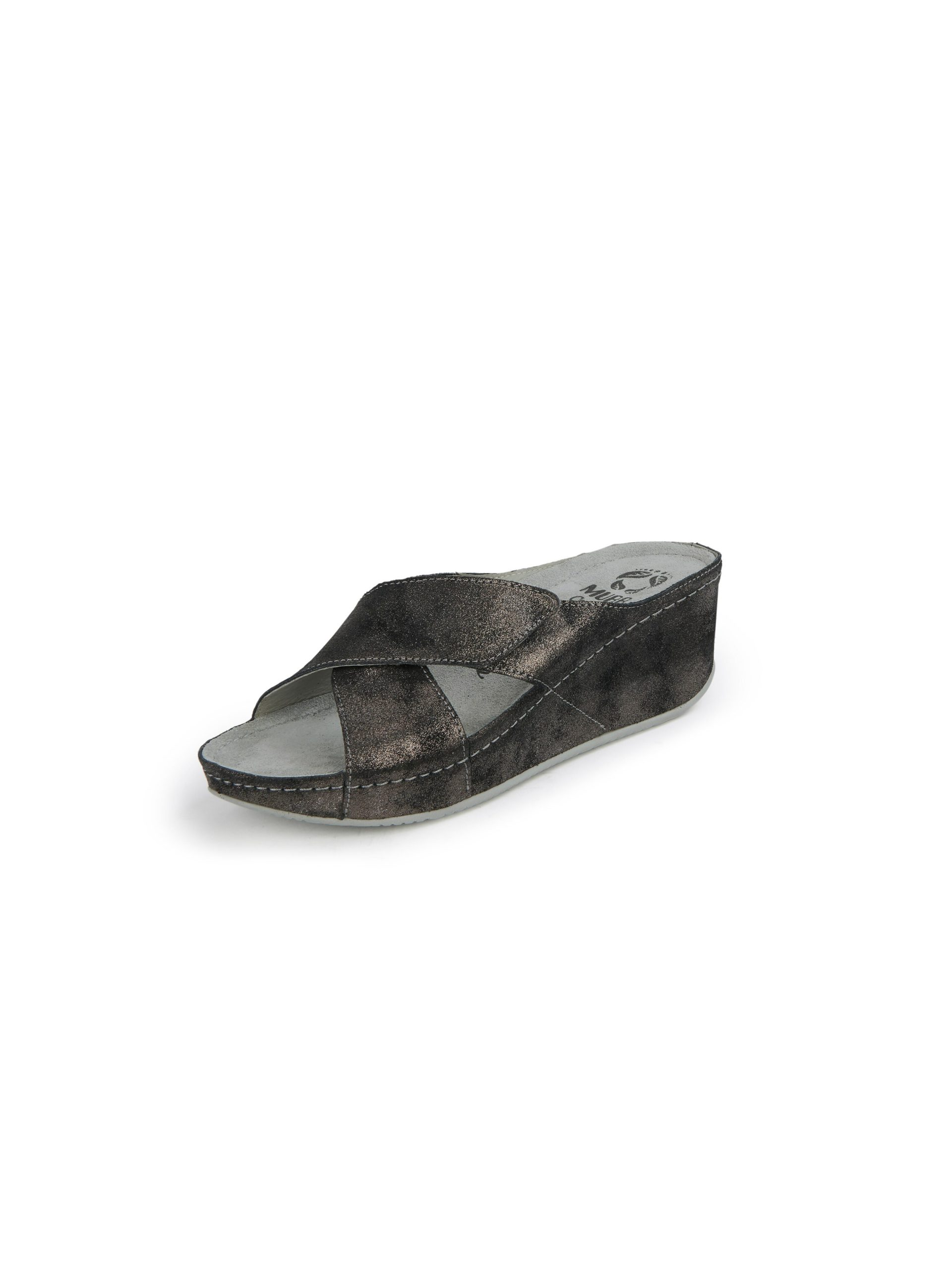 Slippers Van MUBB zwart Kopen