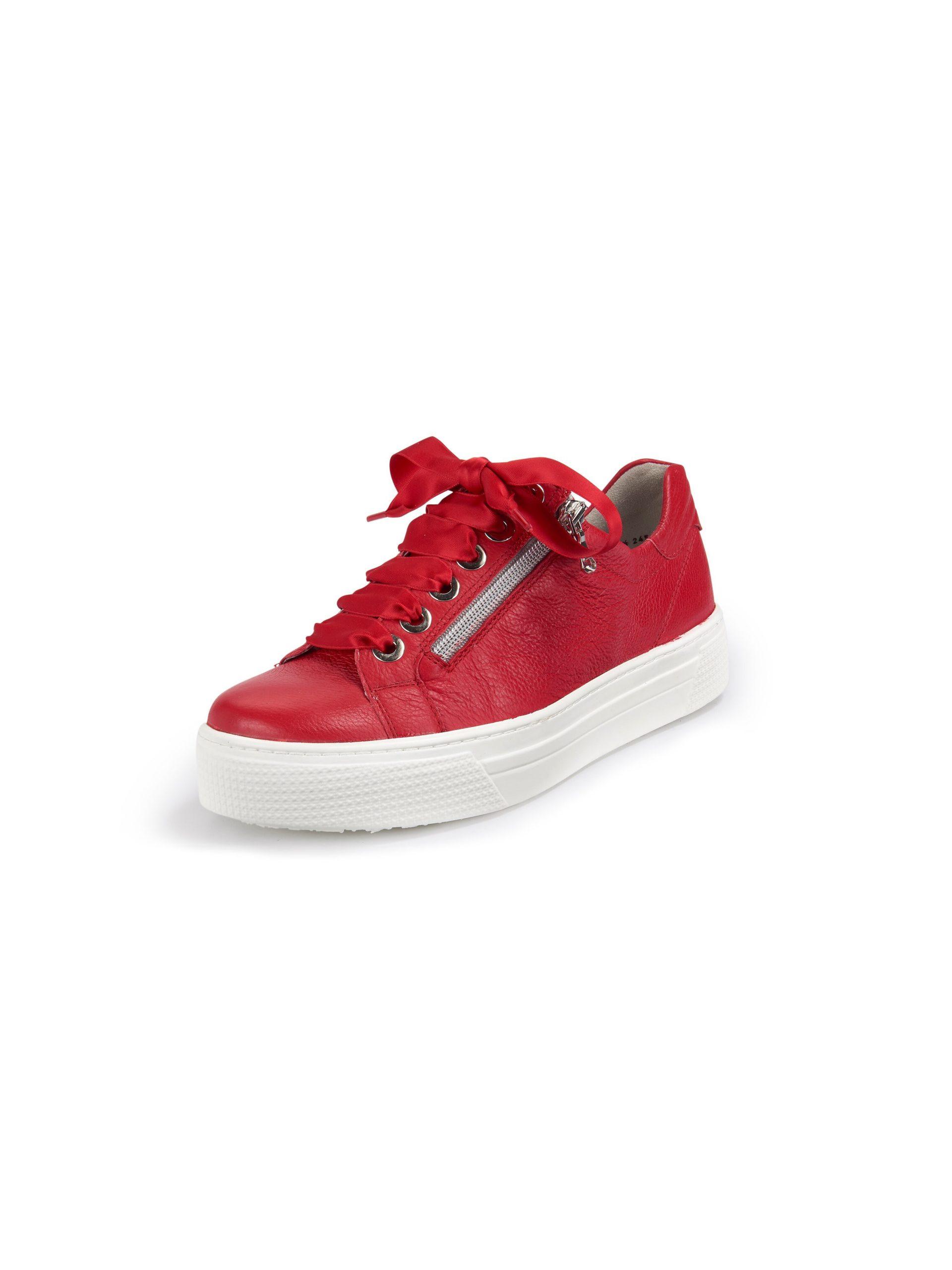 Sneakers model Ingrid Van Semler rood Kopen