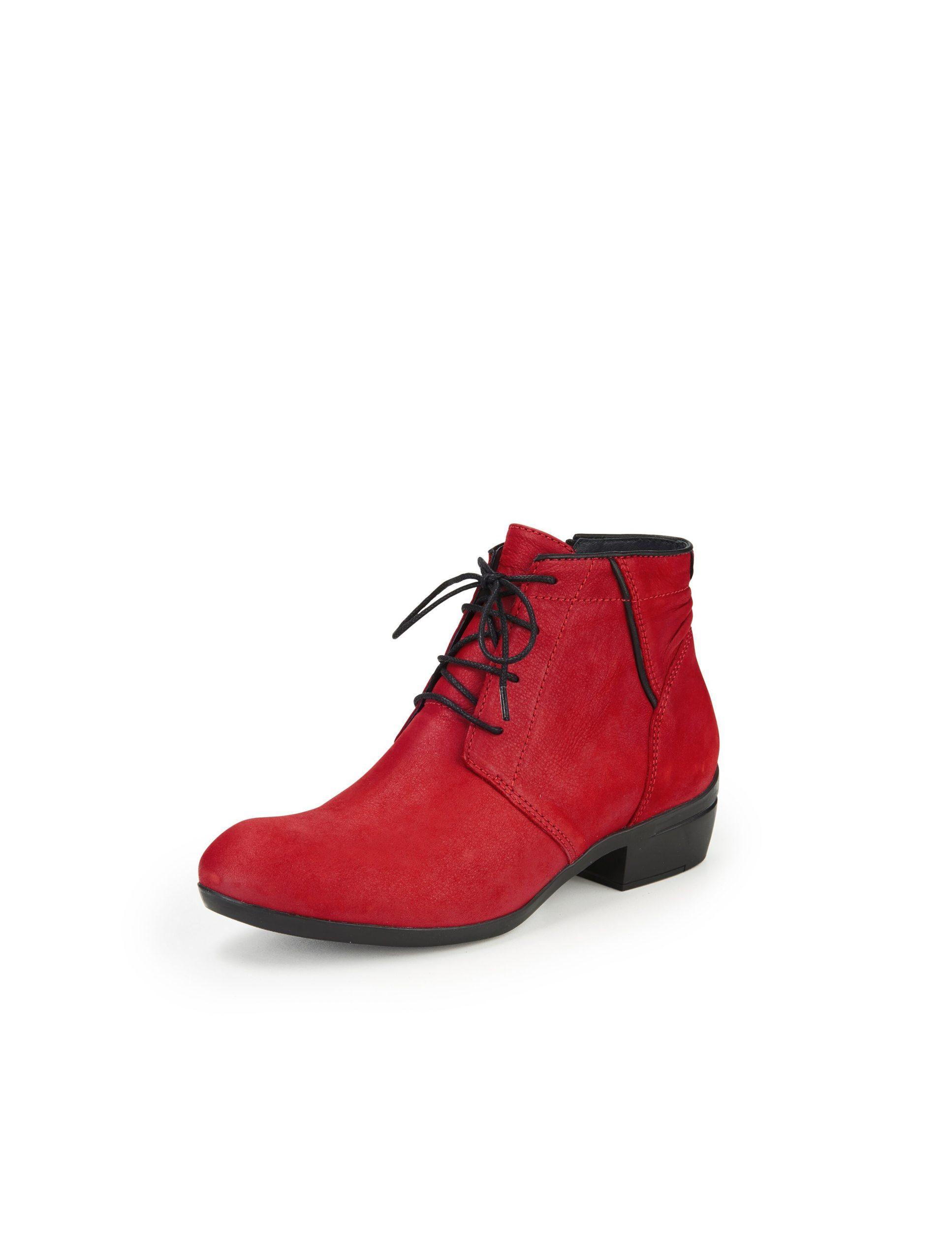 Veterlaarsjes model Buffalo Dance Van Wolky rood Kopen