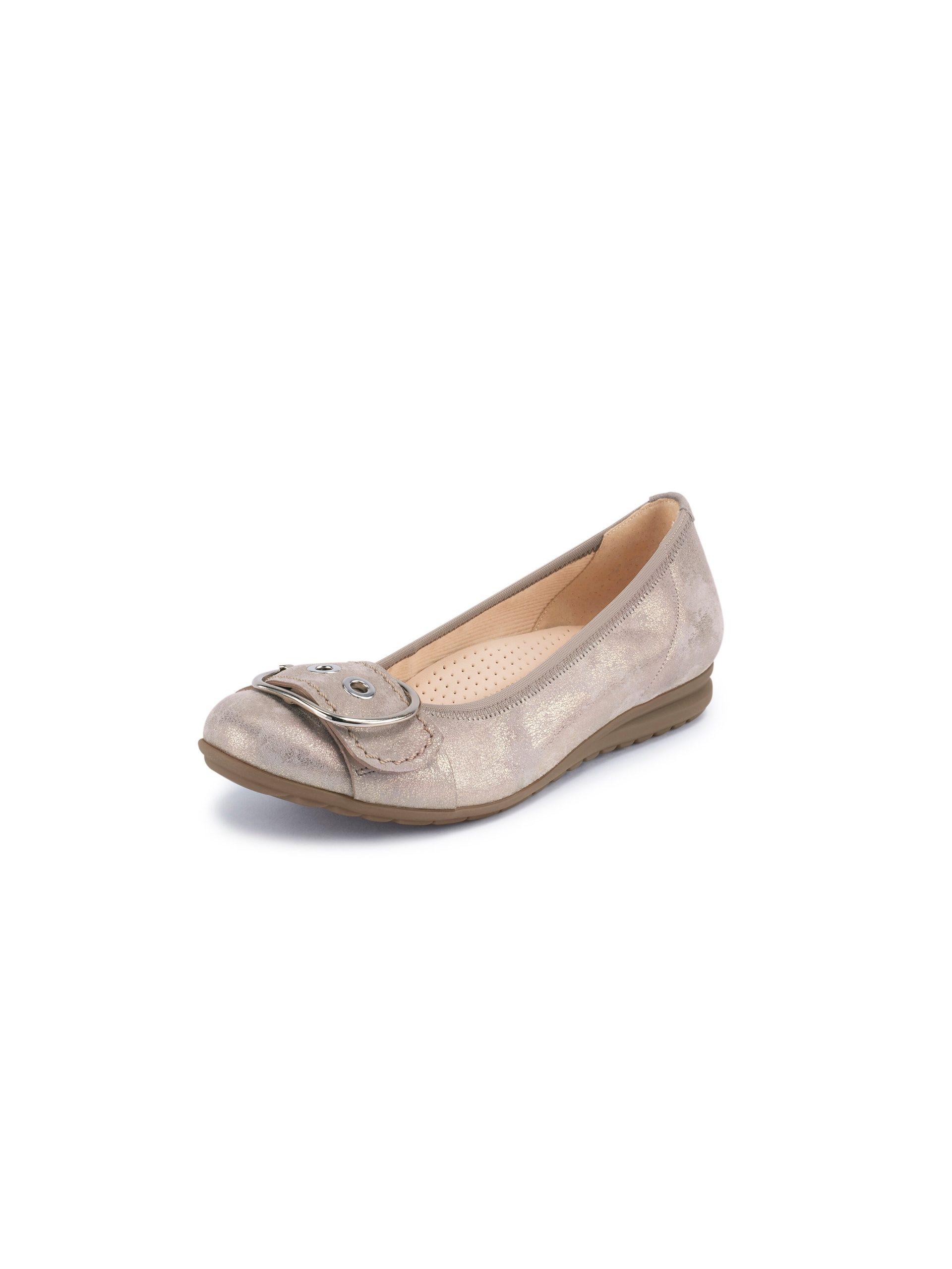 Ballerina's Van Gabor Comfort beige Kopen