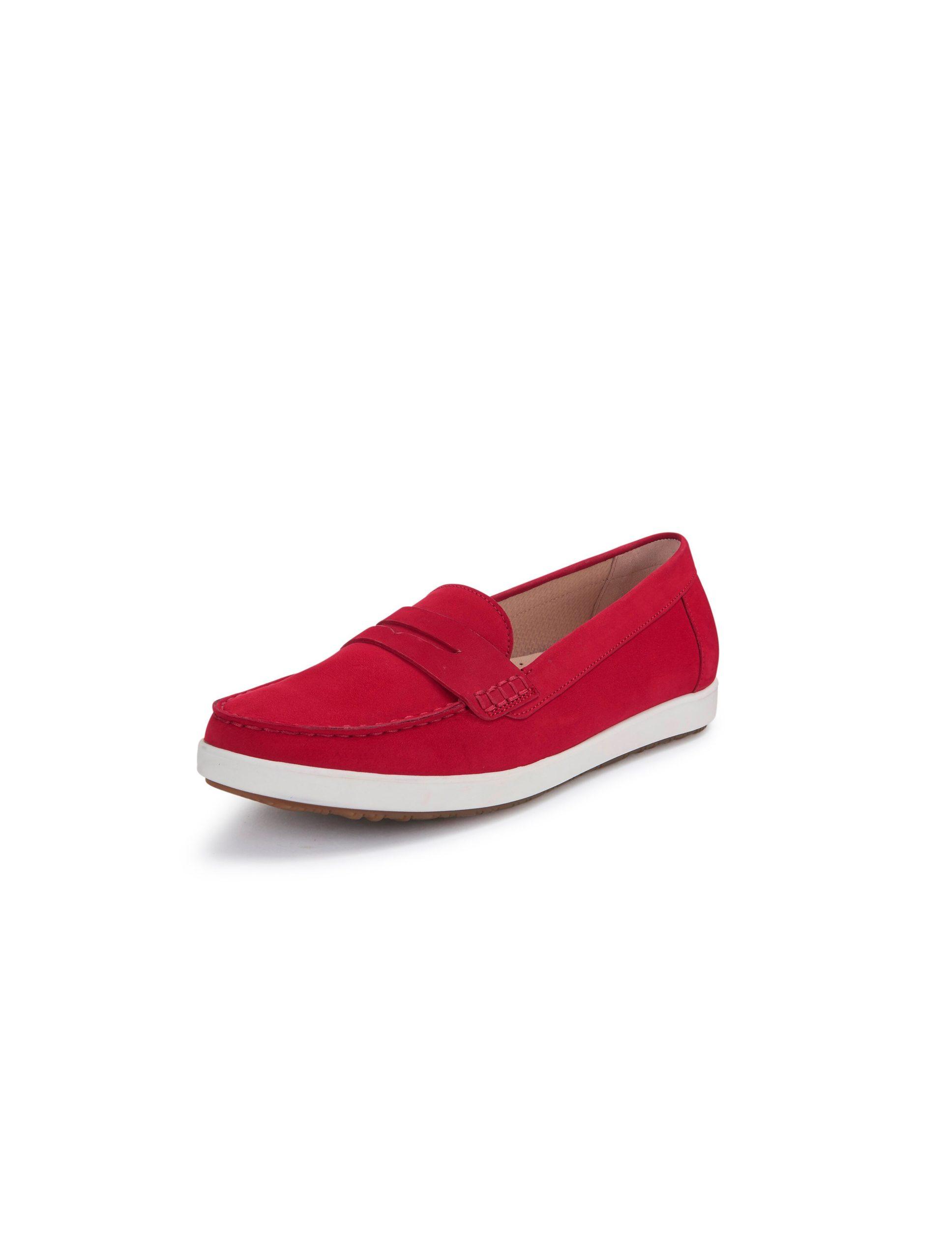 Mocassins Van Gabor Comfort rood Kopen