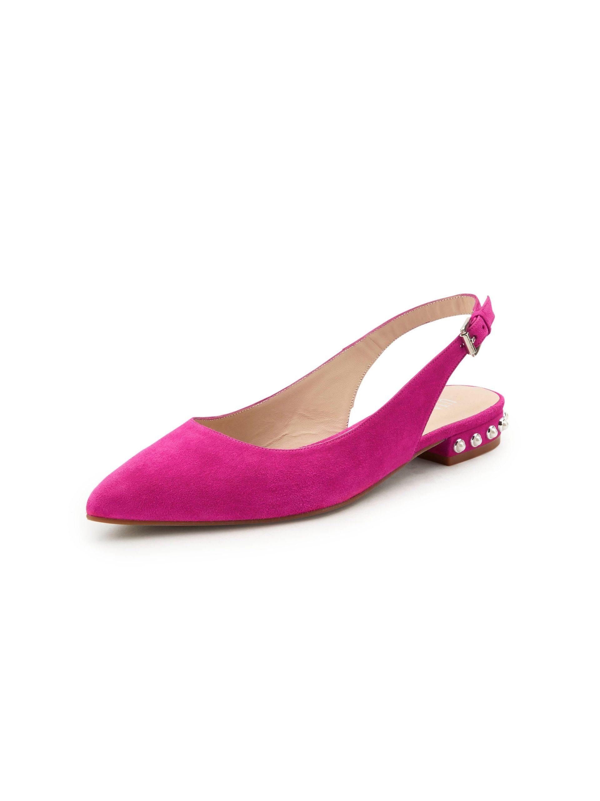 Slingballerina's Van Uta Raasch roze Kopen