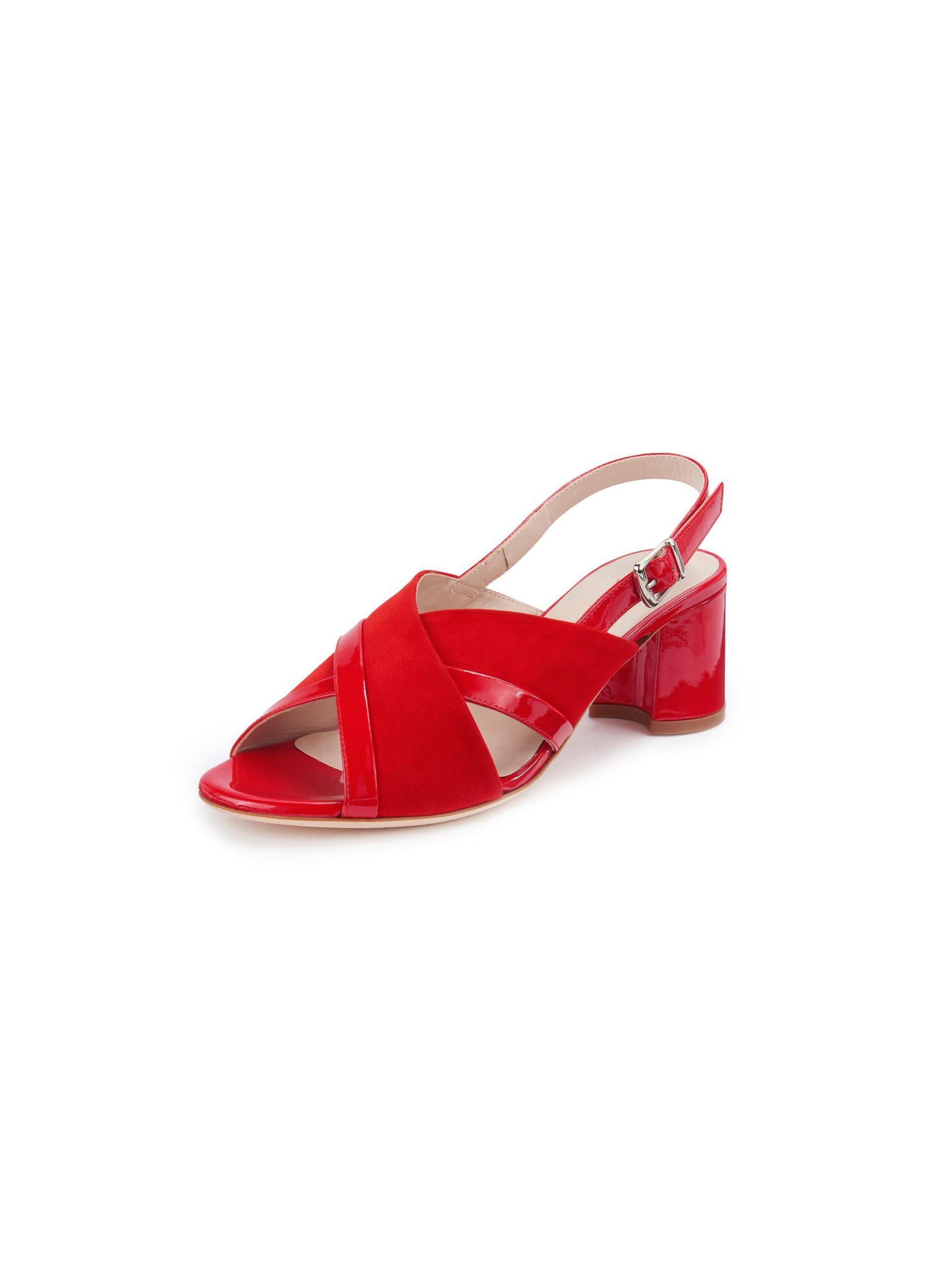 Sandalen model Valeria Van Melluso rood Kopen