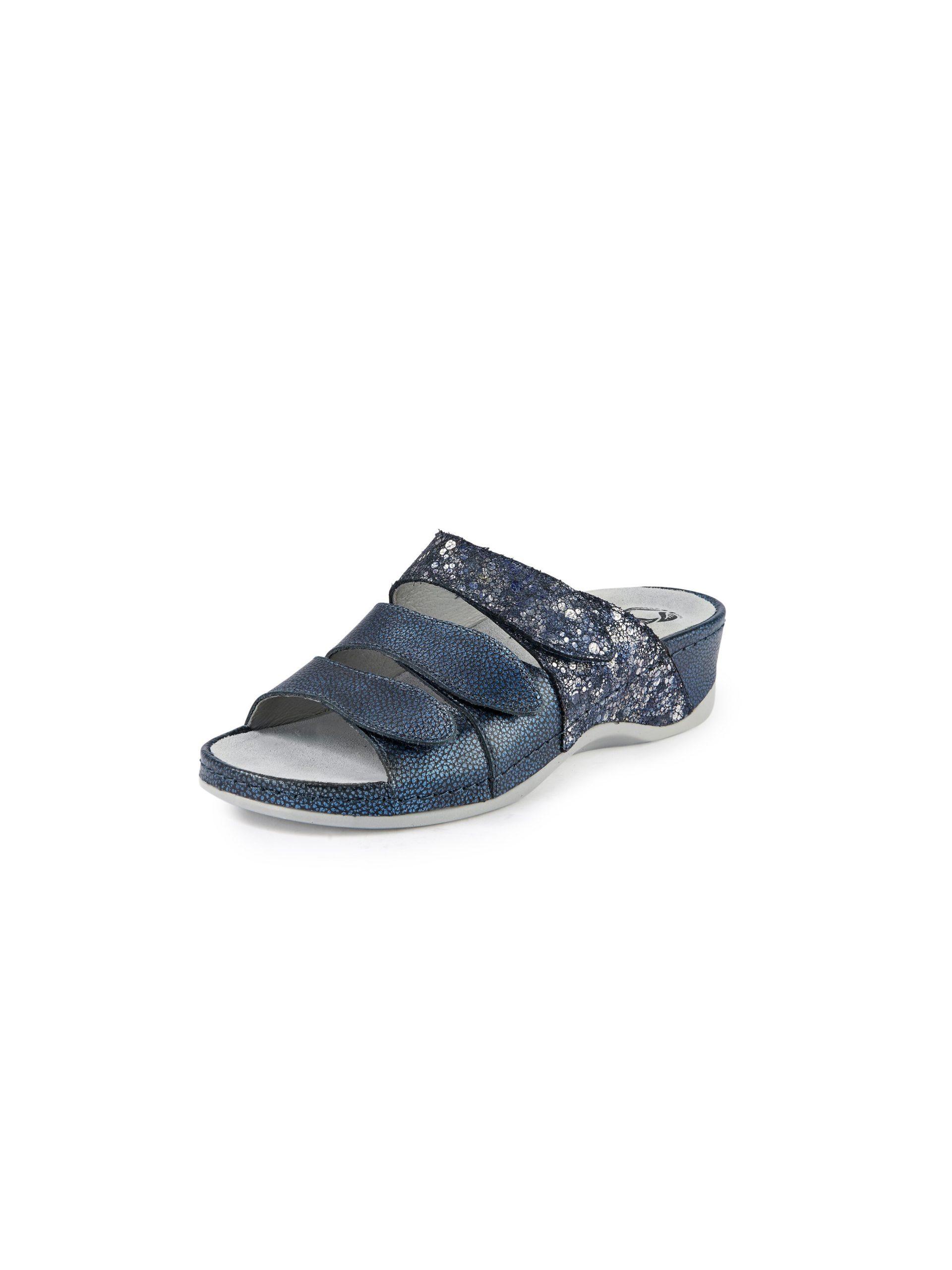Pantoffels Van MUBB blauw Kopen