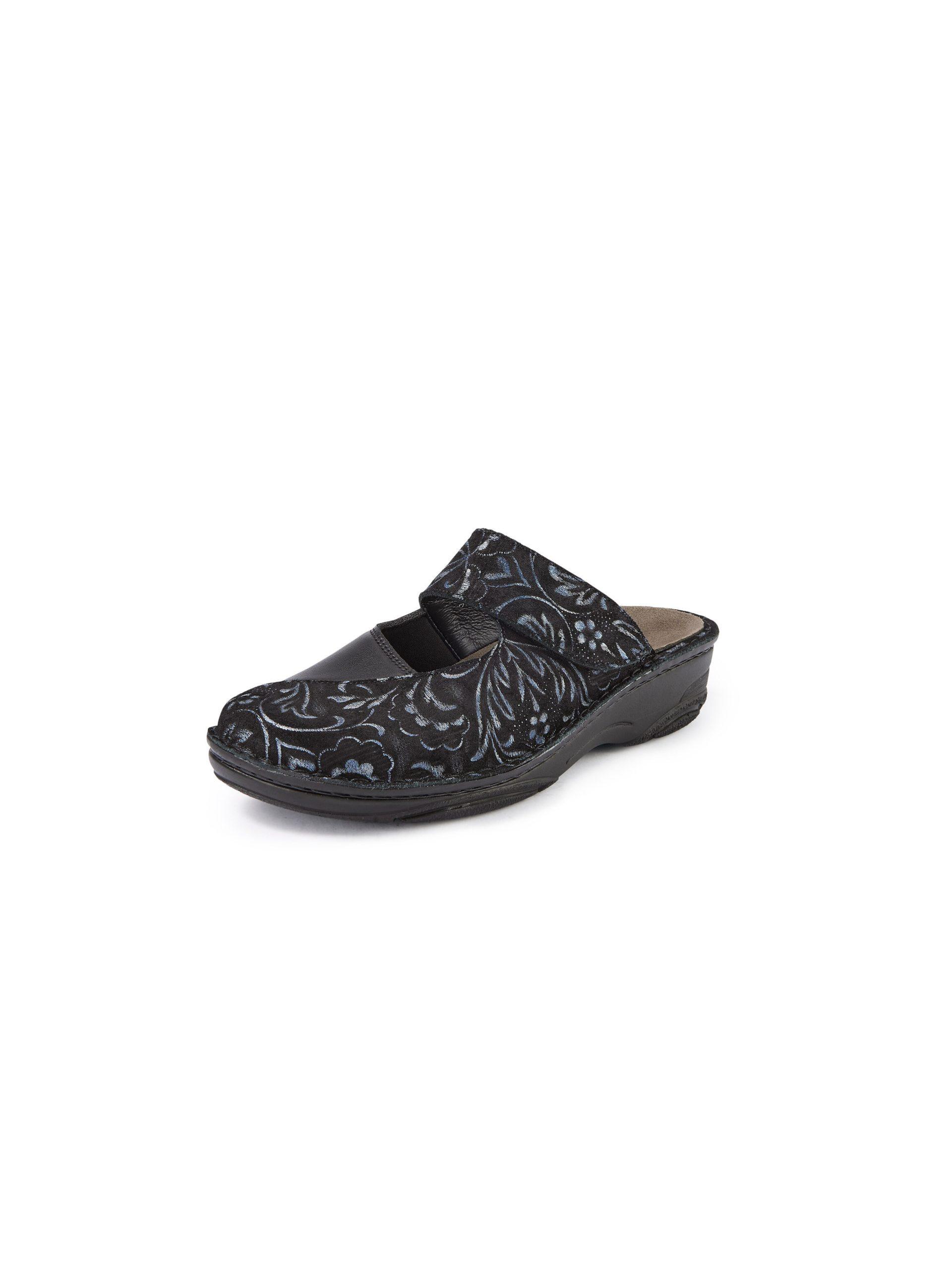 Slippers Van Berkemann Original zwart Kopen