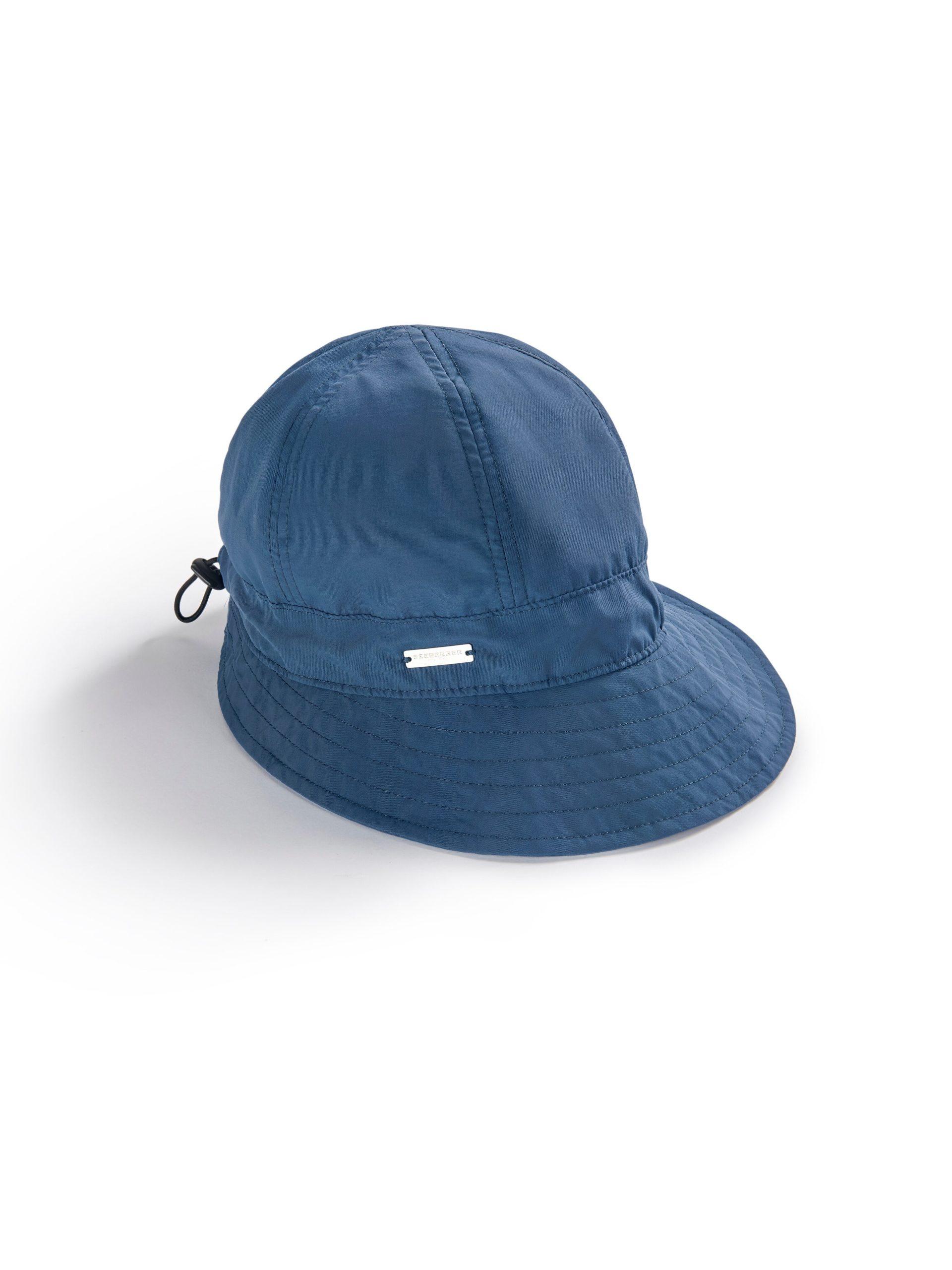 Hoed Van Seeberger blauw Kopen