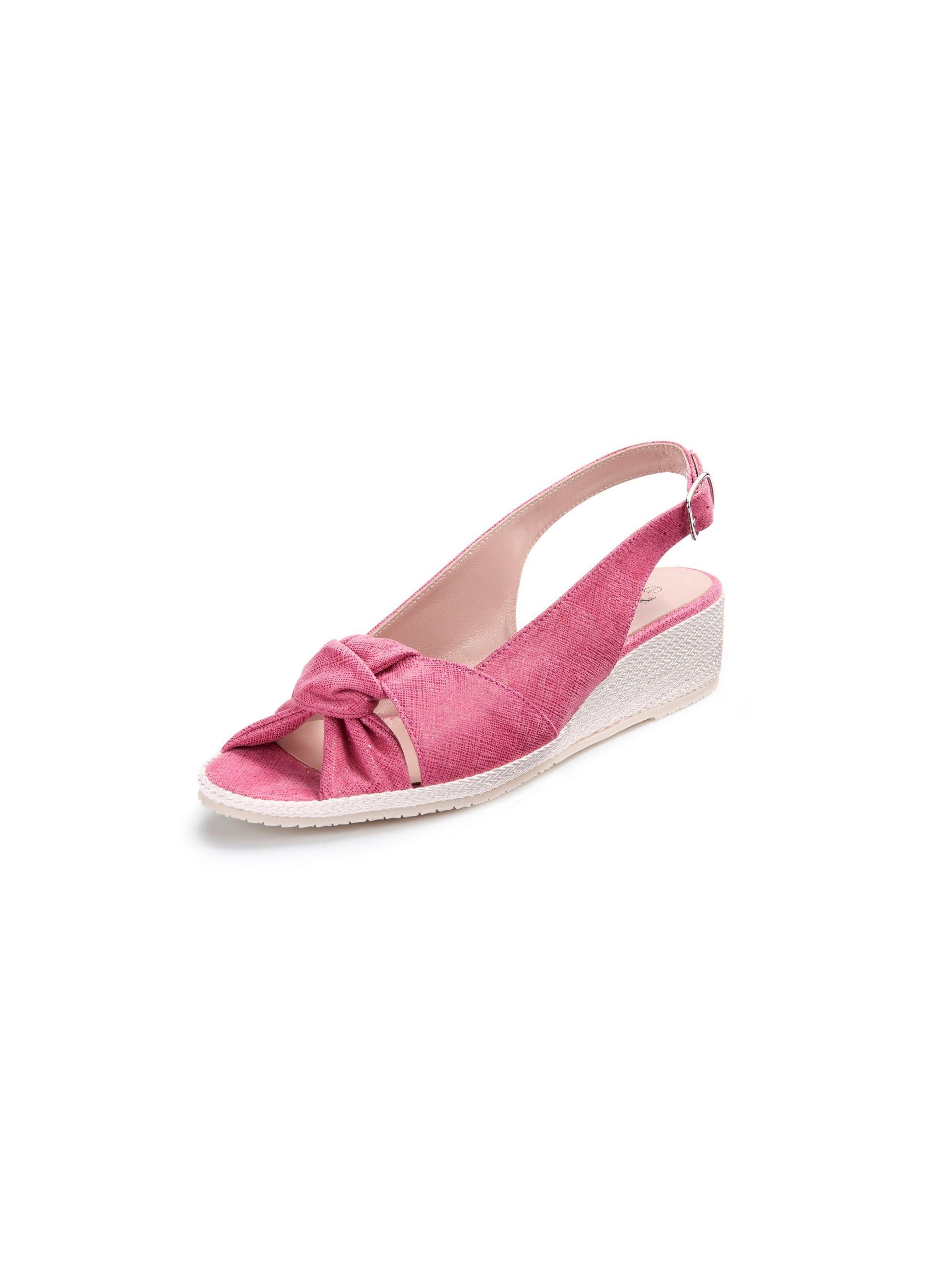 Sandaaltjes Van Peter Hahn exquisit roze Kopen
