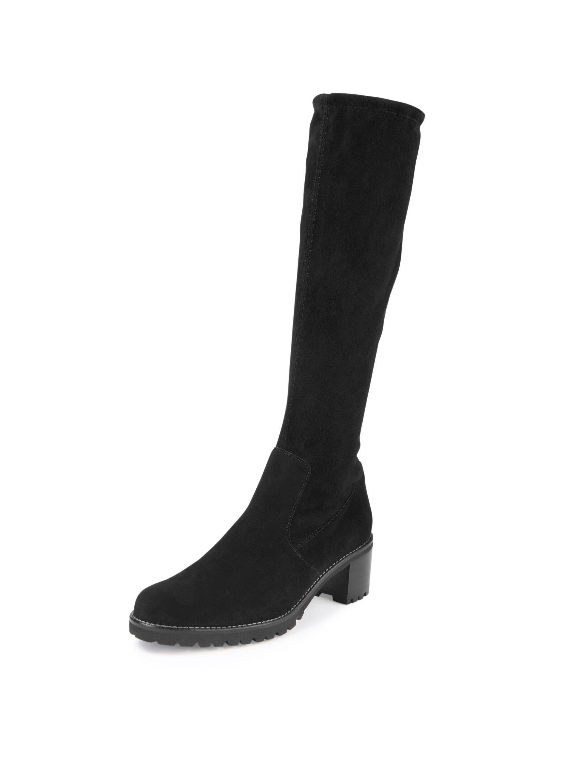 Hoge laarzen Van Peter Kaiser zwart Kopen