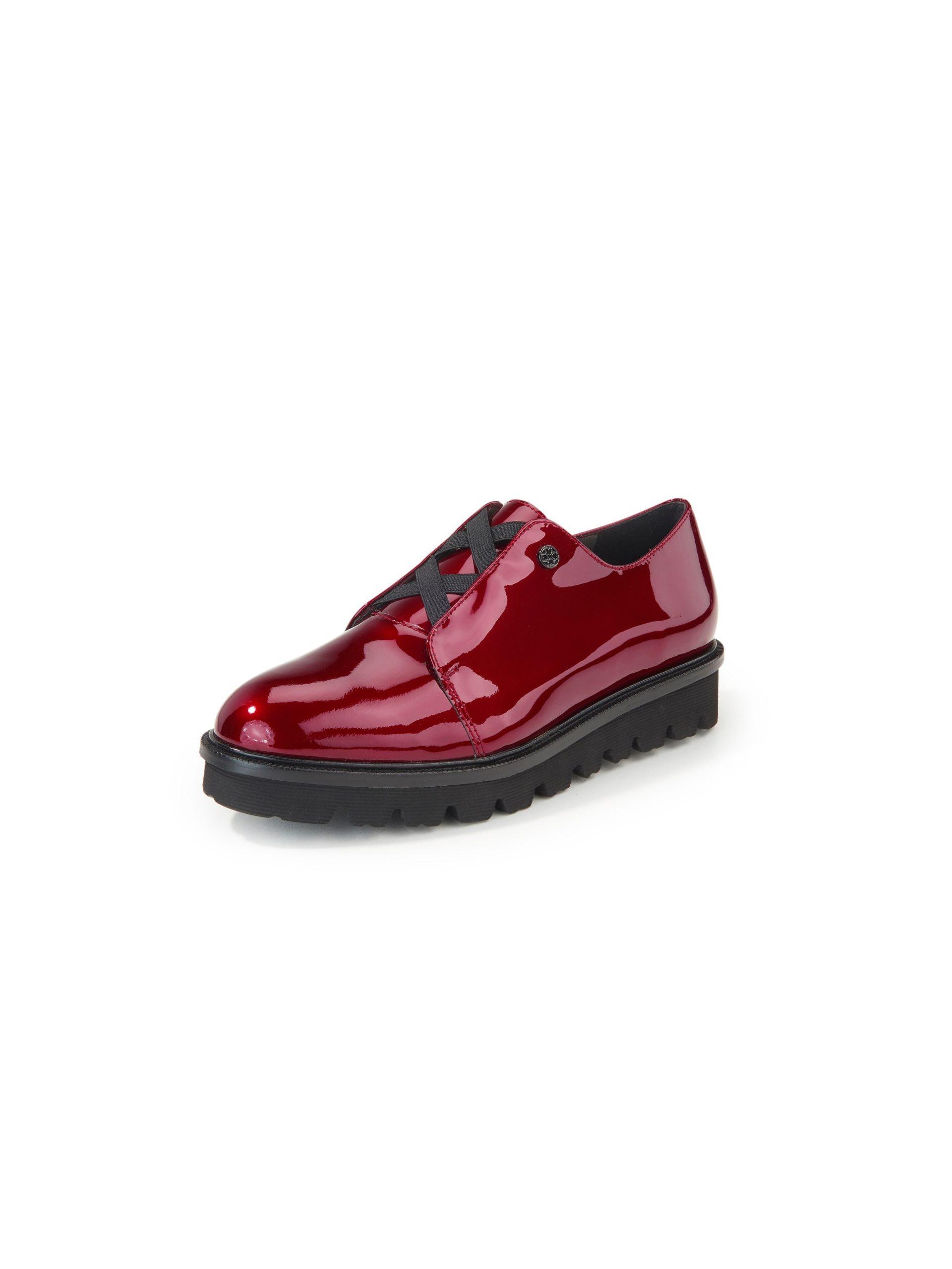 Lage schoenen Van Peter Kaiser Balanced rood Kopen