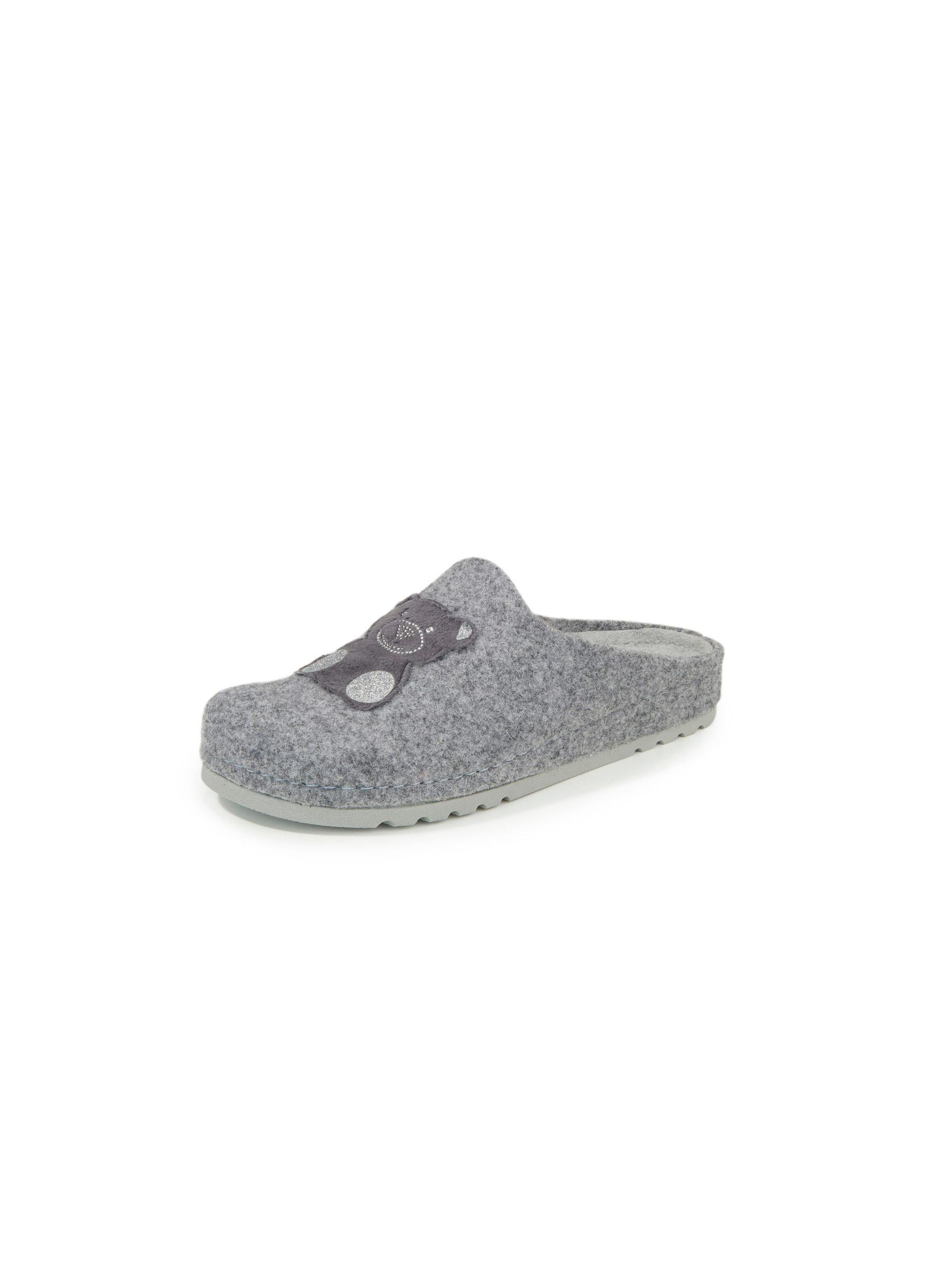 Pantoffels Van MUBB grijs Kopen
