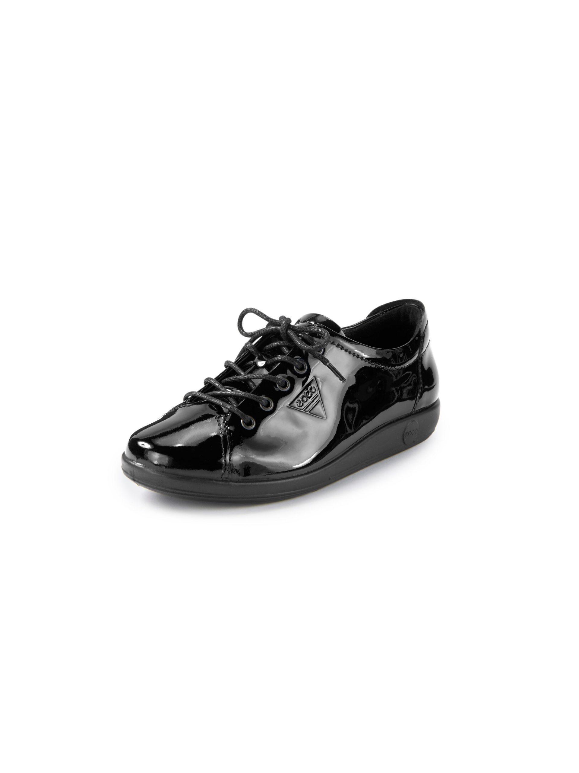 Sneakers model Soft 20 Van Ecco zwart Kopen