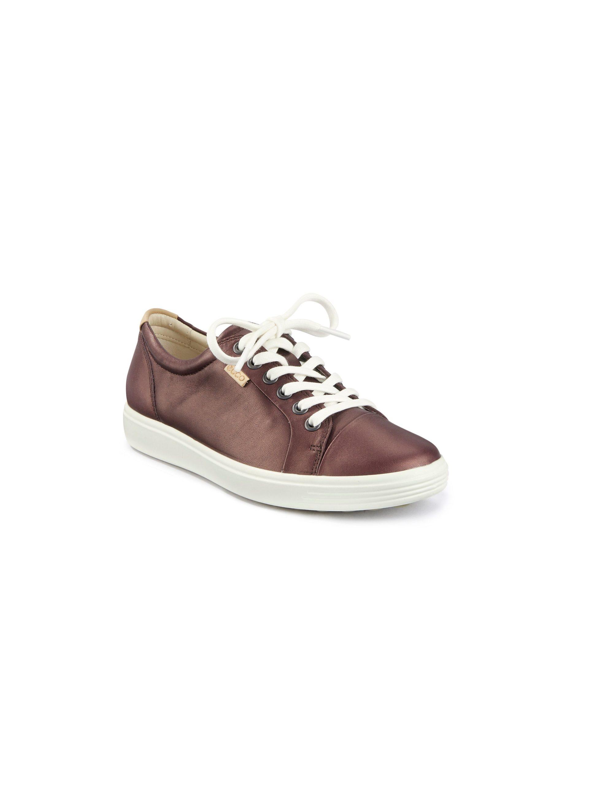 Sneakers model Soft 7 Van Ecco rood Kopen