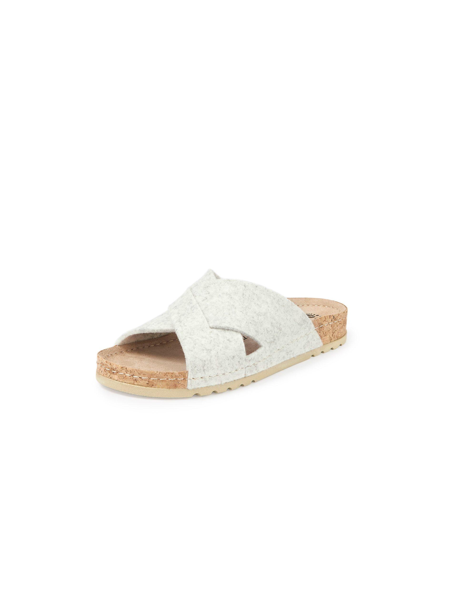 Slippers Van MUBB wit Kopen