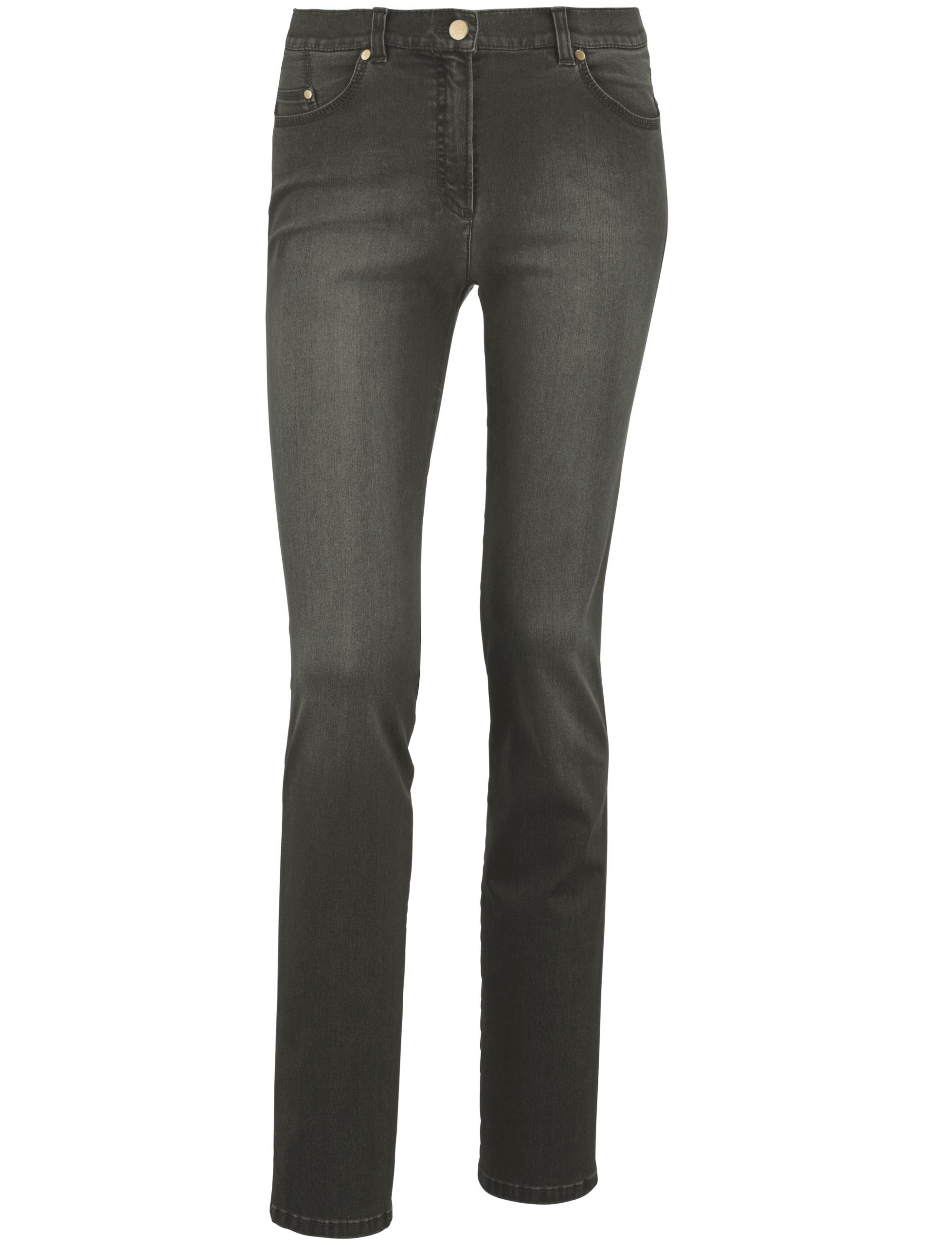 Modellerende Proform S Super Slim-jeans model Lea Van Raphaela by Brax denim Kopen