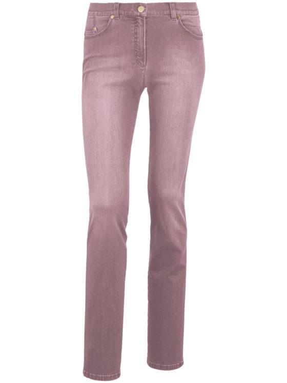 Corrigerende Proform S Super Slim-jeans model Lea Van Raphaela by Brax paars Kopen
