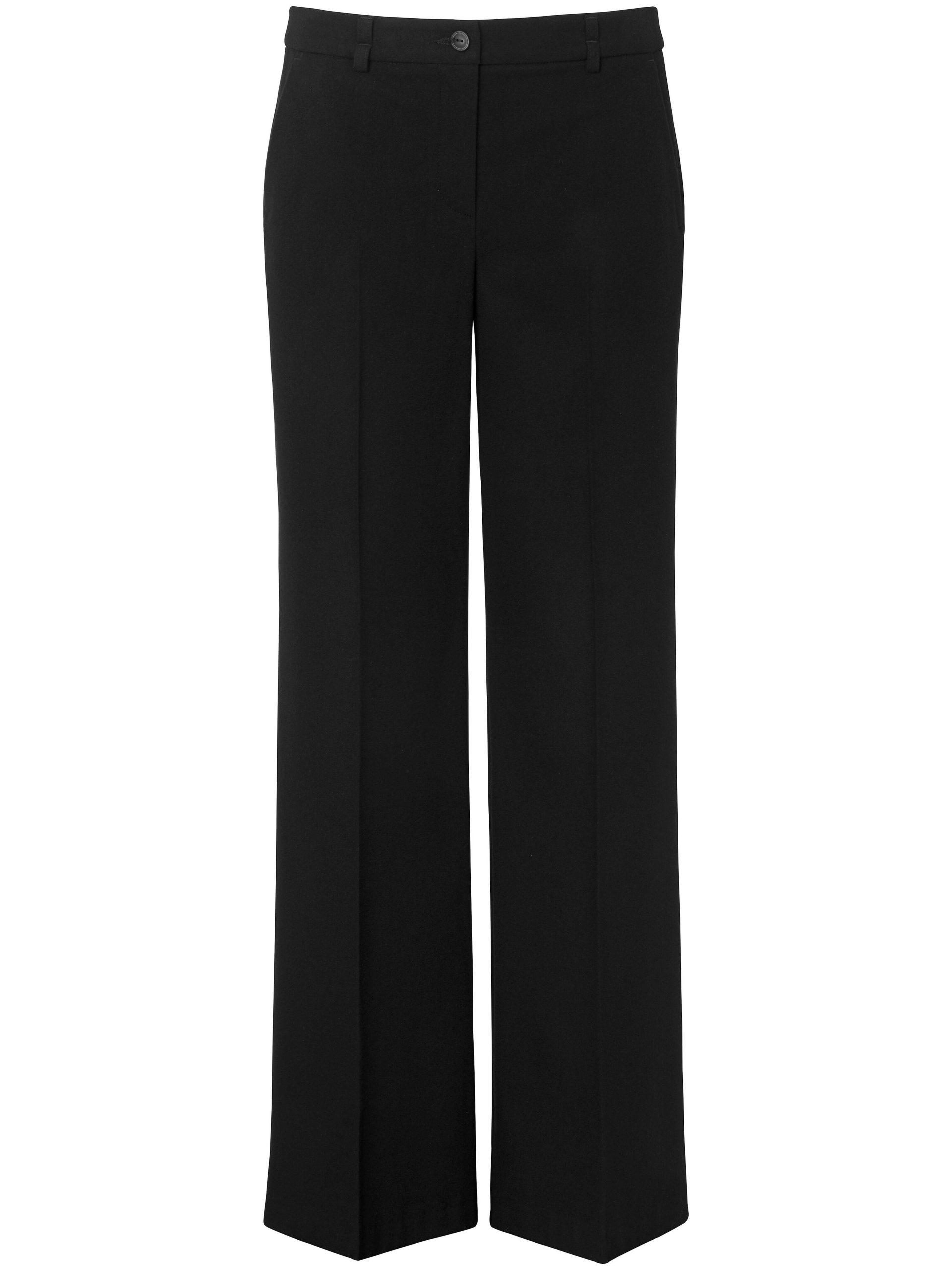 Wide fit-broek Van DAY.LIKE zwart Kopen