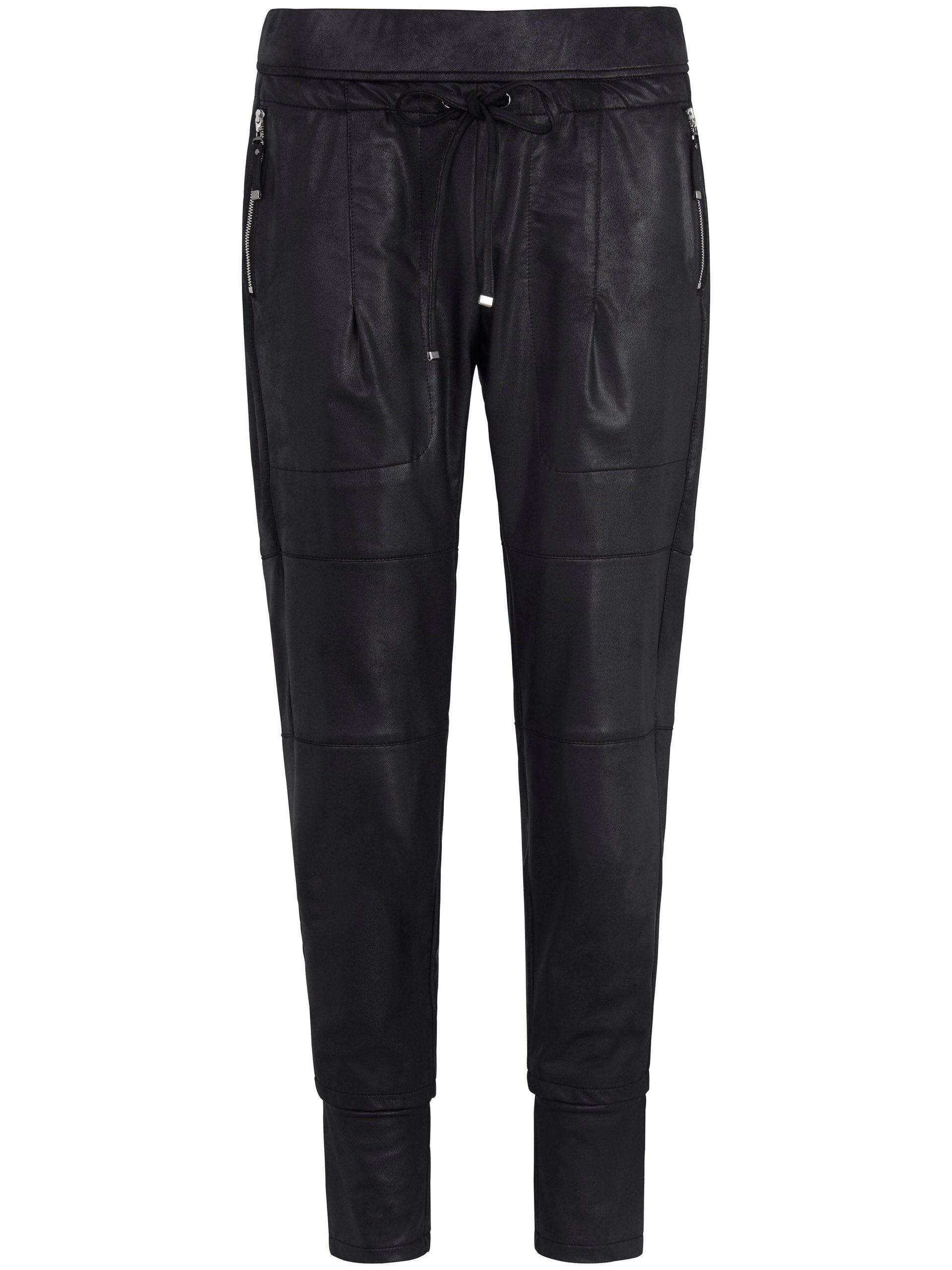 Enkellange broek, model Candy Van Raffaello Rossi zwart Kopen
