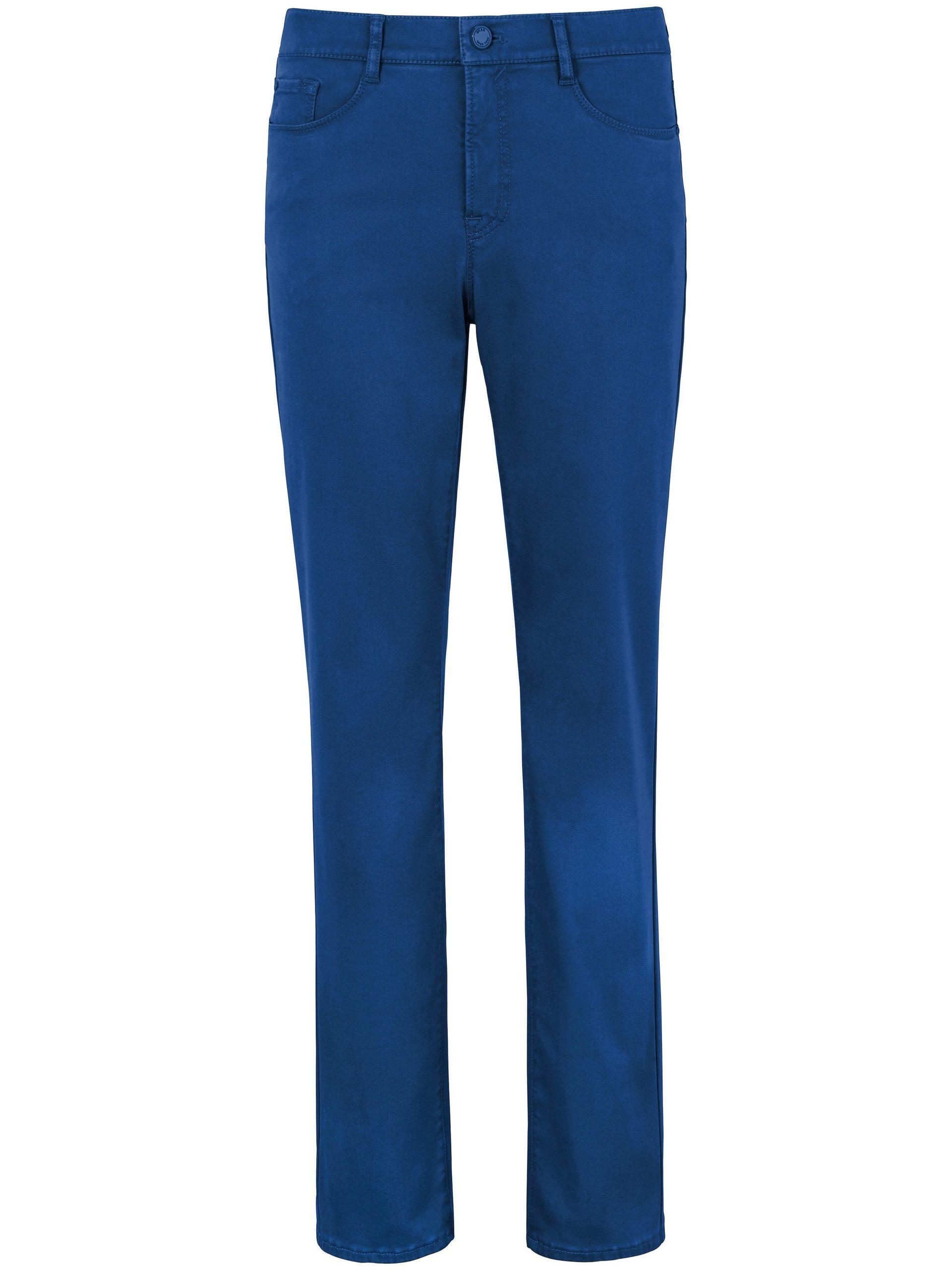 Broek model Carola Van Brax Feel Good blauw Kopen