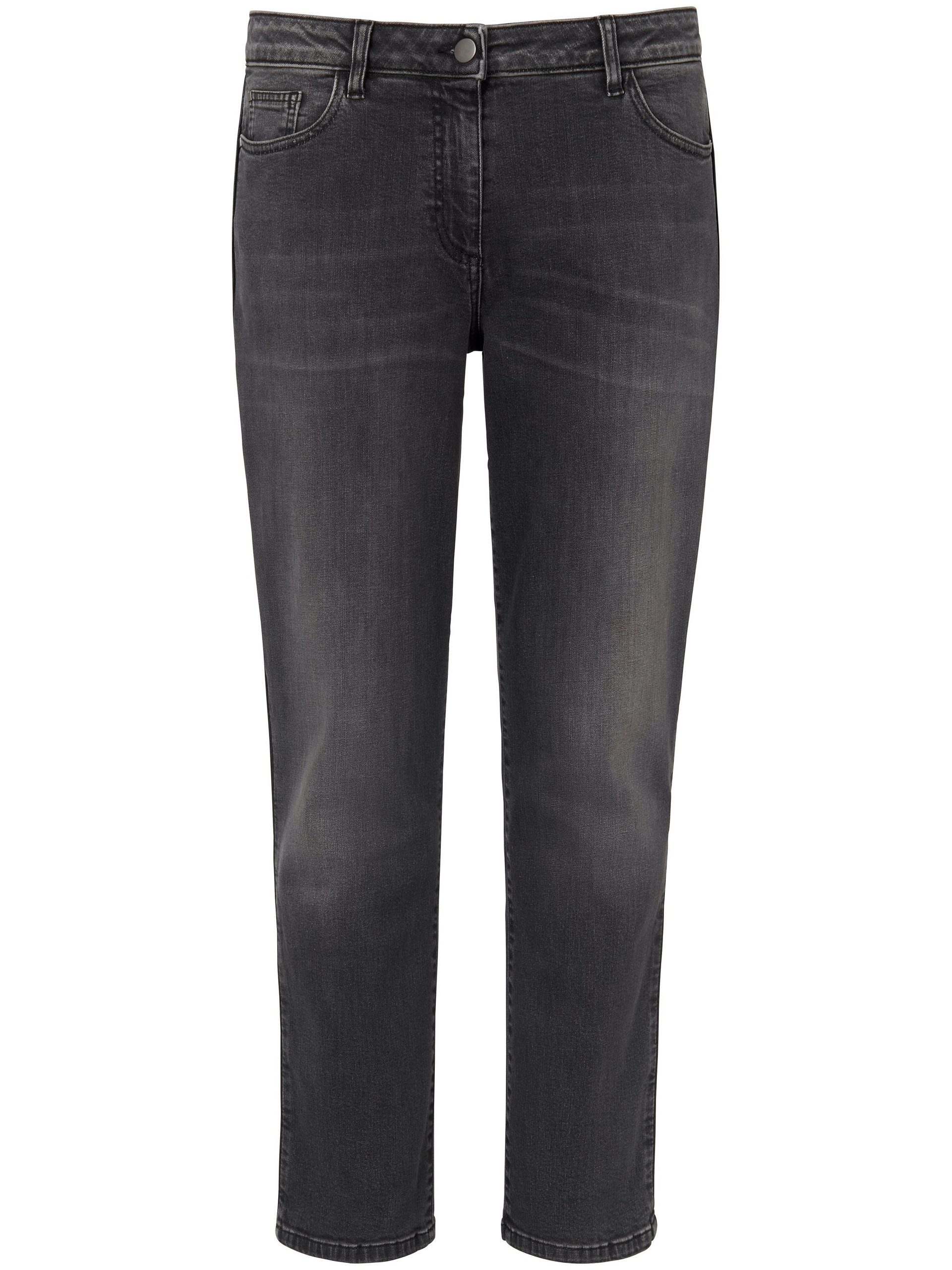 7/8-jeans Van Persona by Marina Rinaldi grijs Kopen