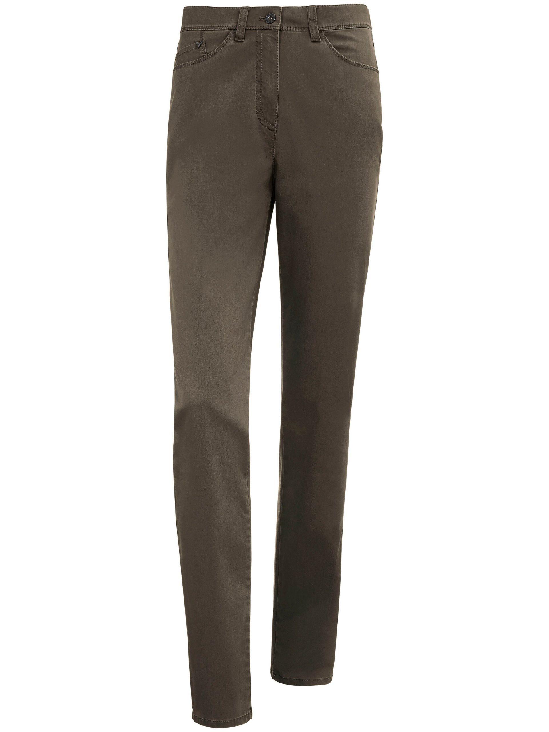 'ProForm S Super Slim' Thermolite®-broek Van Raphaela by Brax groen Kopen