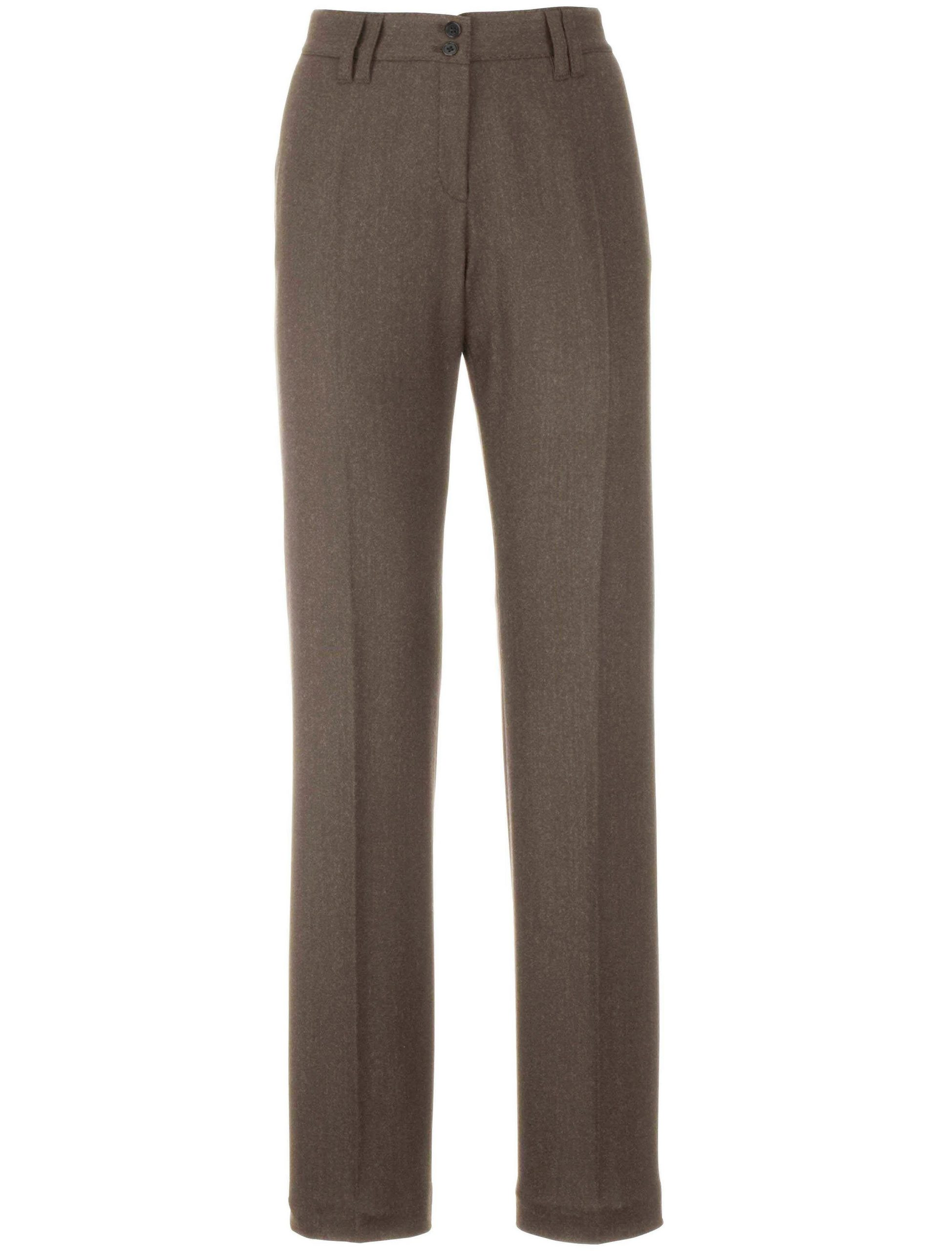 'Regular Fit'-broek Van Brax Feel Good beige Kopen
