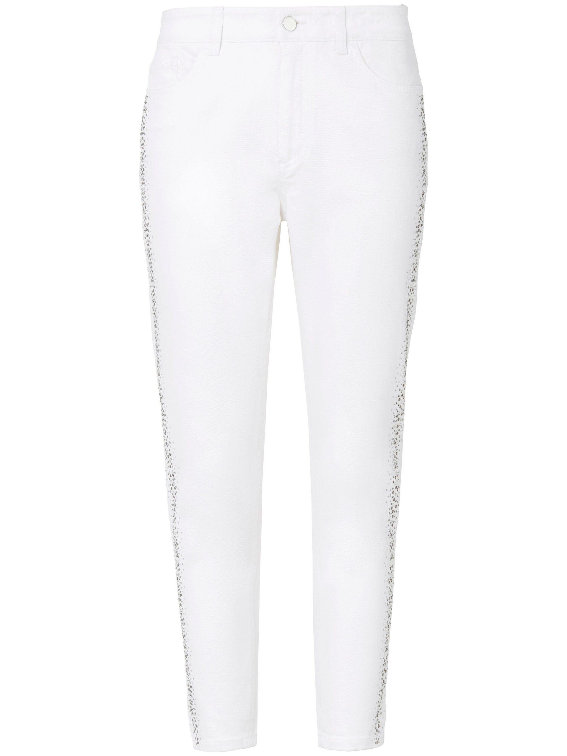 Jeans Van MYBC wit Kopen