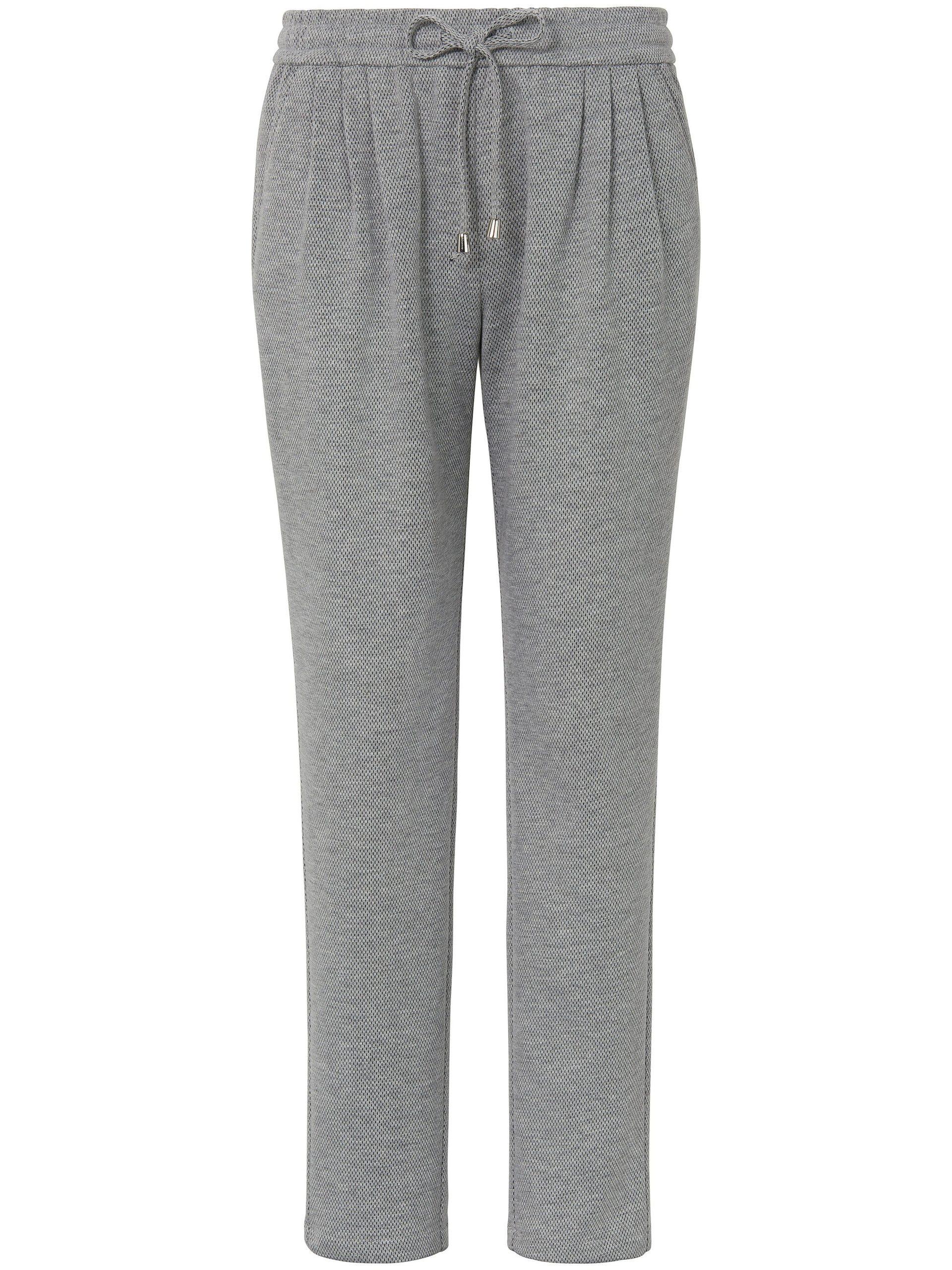 Broek in jogg-pant-stijl Van MYBC grijs Kopen