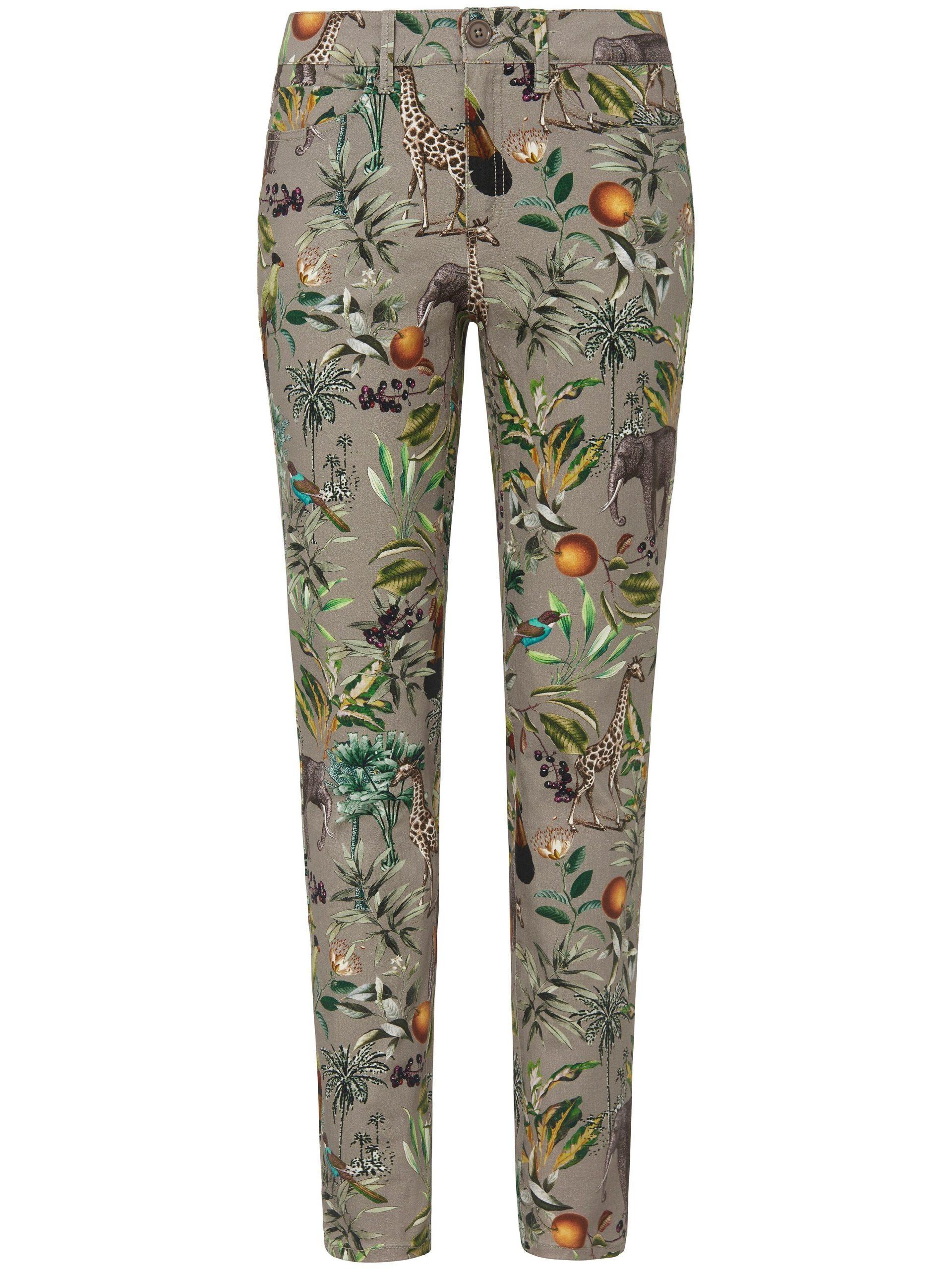 Jeans pasvorm Barbara Van MYBC beige Kopen