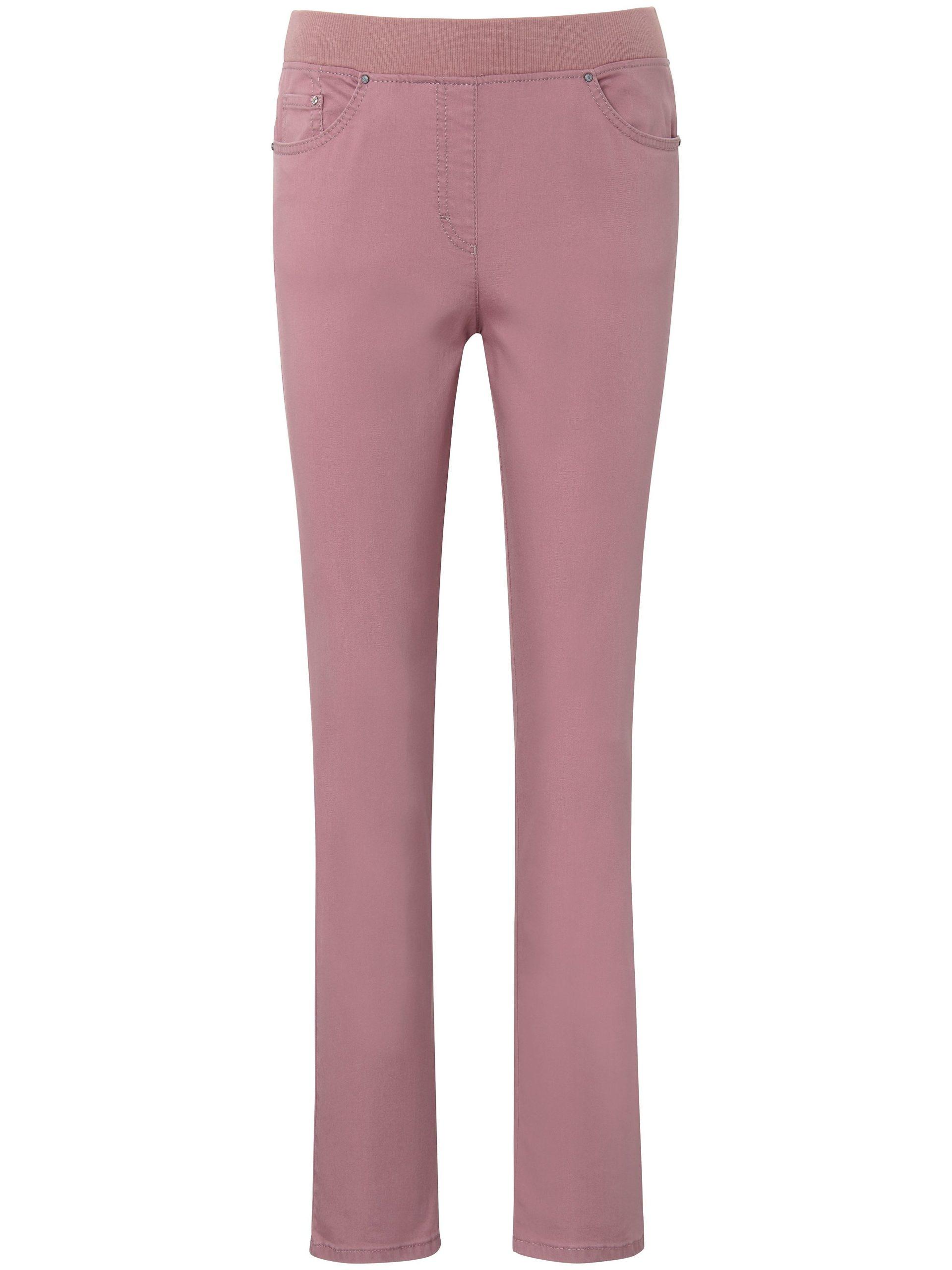 ProForm Slim-jeans model Pamina Van Raphaela by Brax paars Kopen