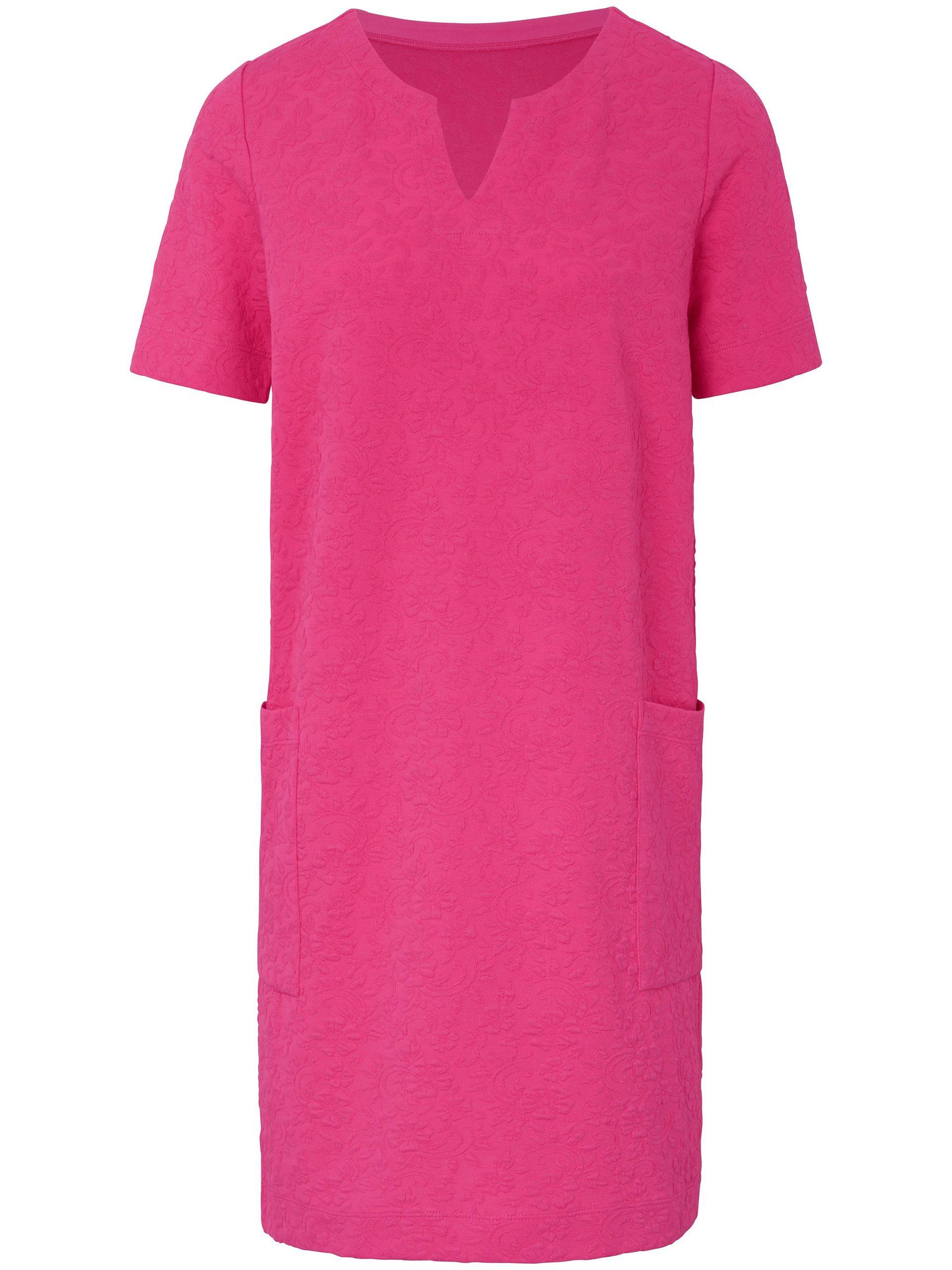 Jerseyjurk met korte mouwen Van MYBC roze Kopen
