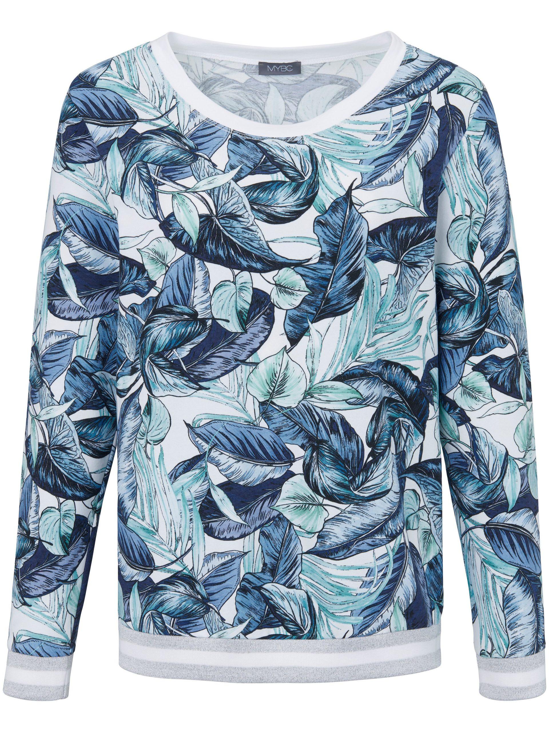 Sweatshirt met lange mouwen Van MYBC multicolour Kopen