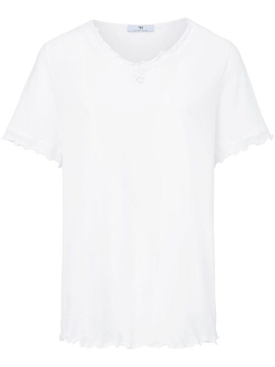 Pyjama van 100% katoen Van Peter Hahn beige Kopen