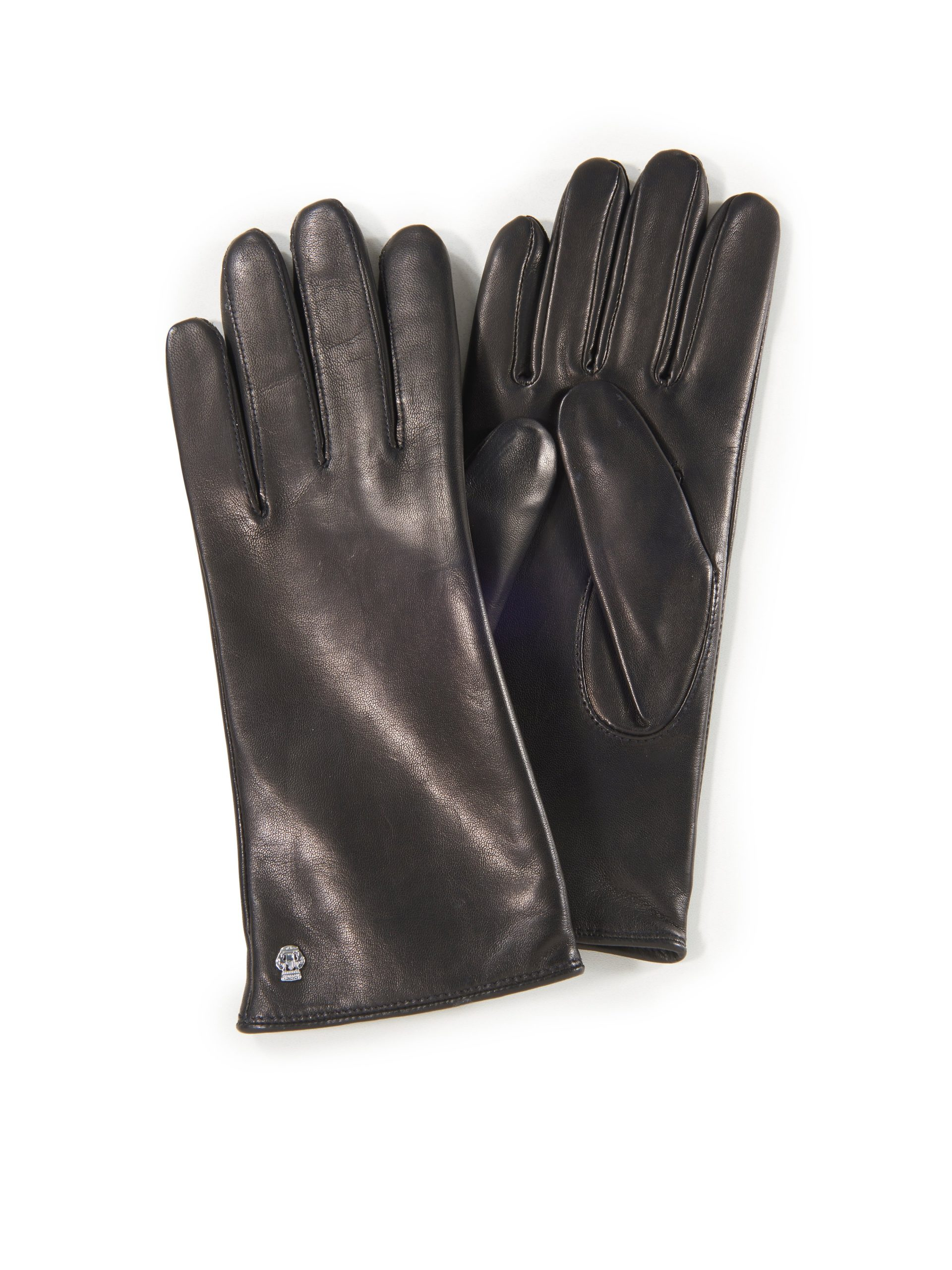 Handschoenen van wol en kasjmier Van Roeckl zwart Kopen
