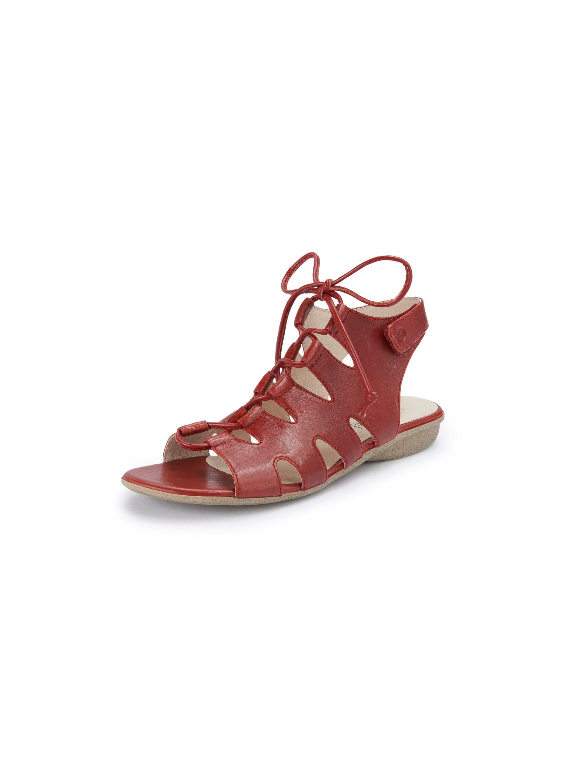Sandalen Van Josef Seibel rood Kopen