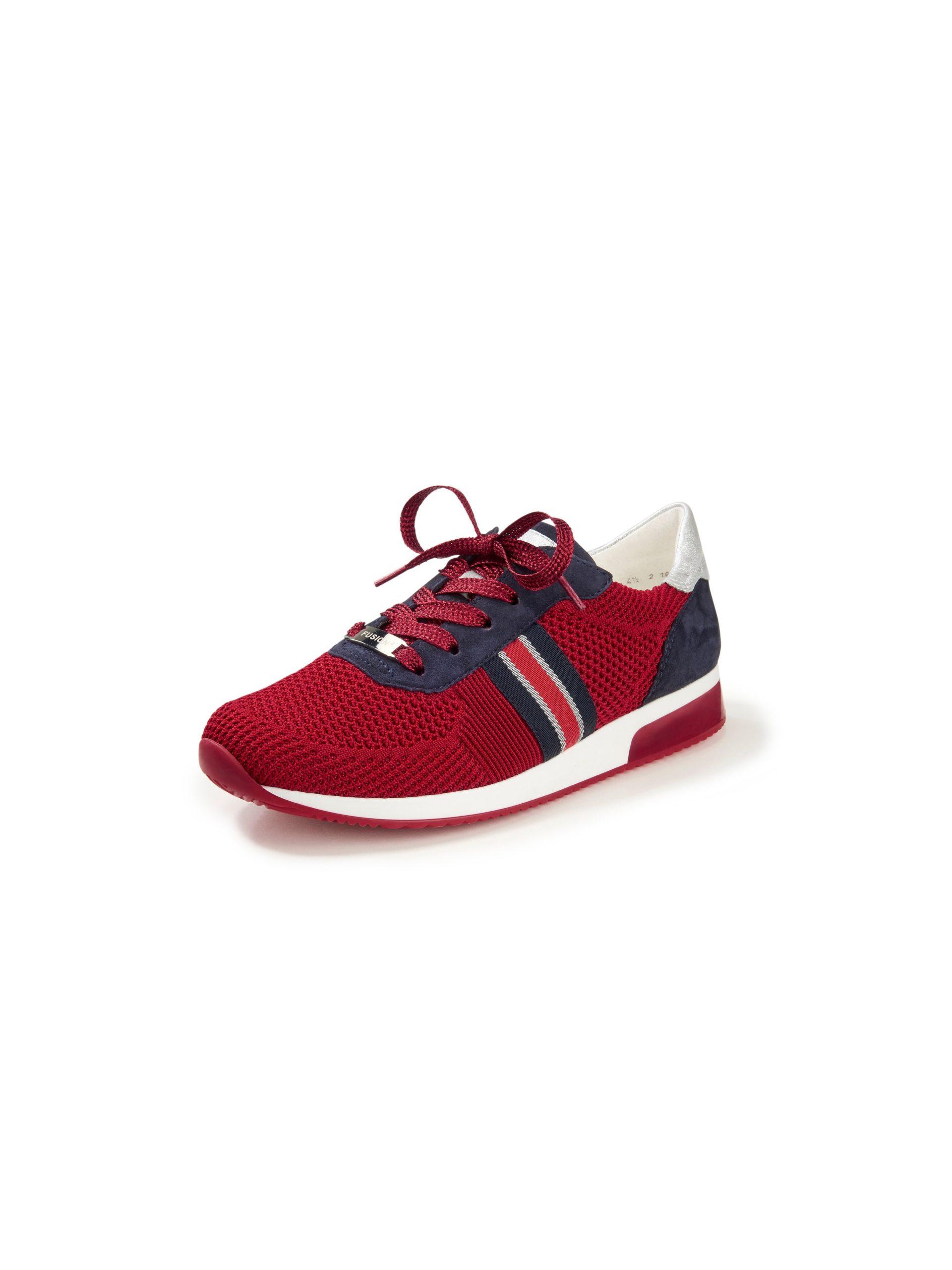 Sneakers Lissabon Fusion4 van textielmateriaal Van ARA rood Kopen