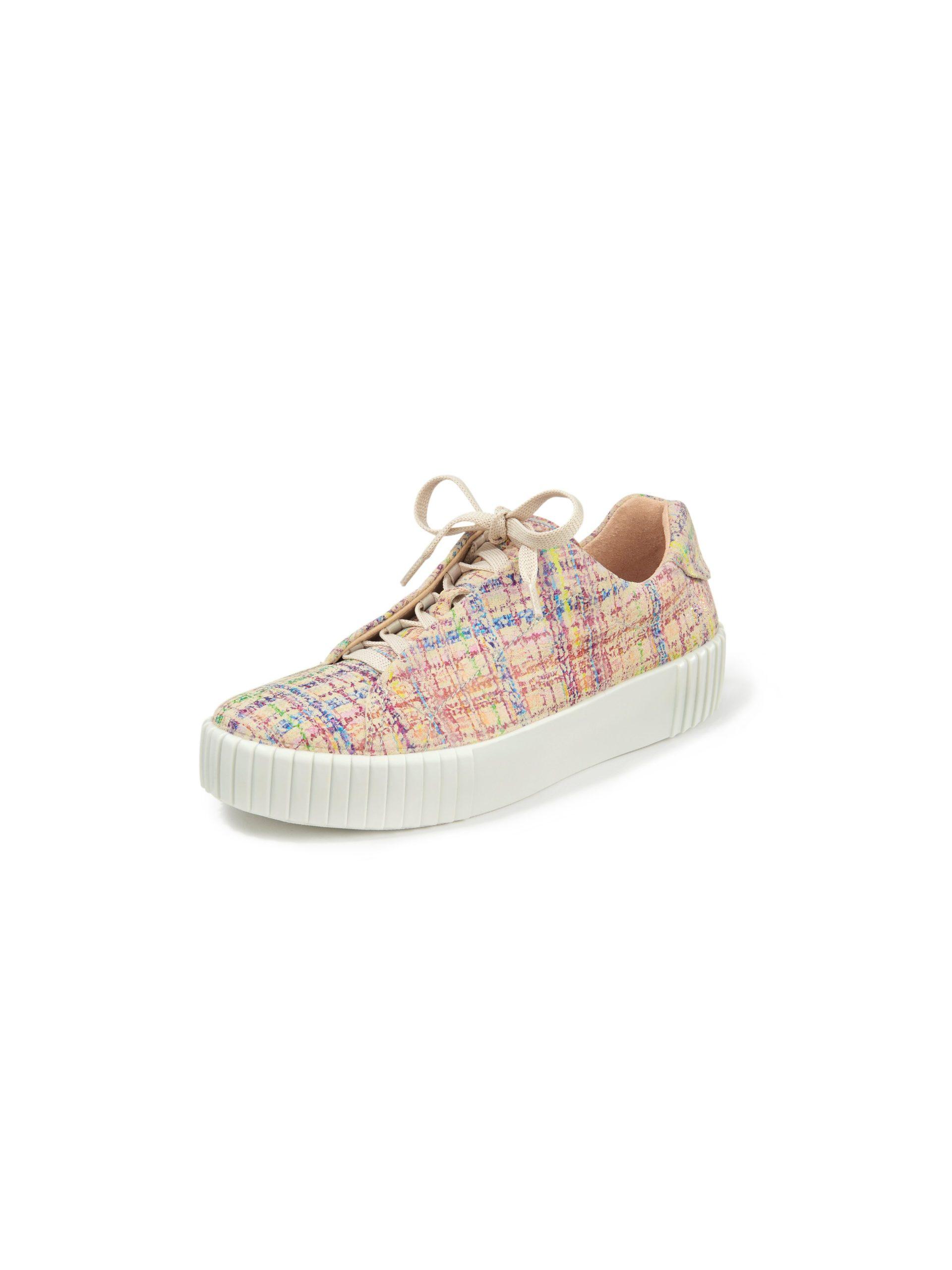 Sneakers Montreal van kalfssuèdeleer Van Romika multicolour Kopen
