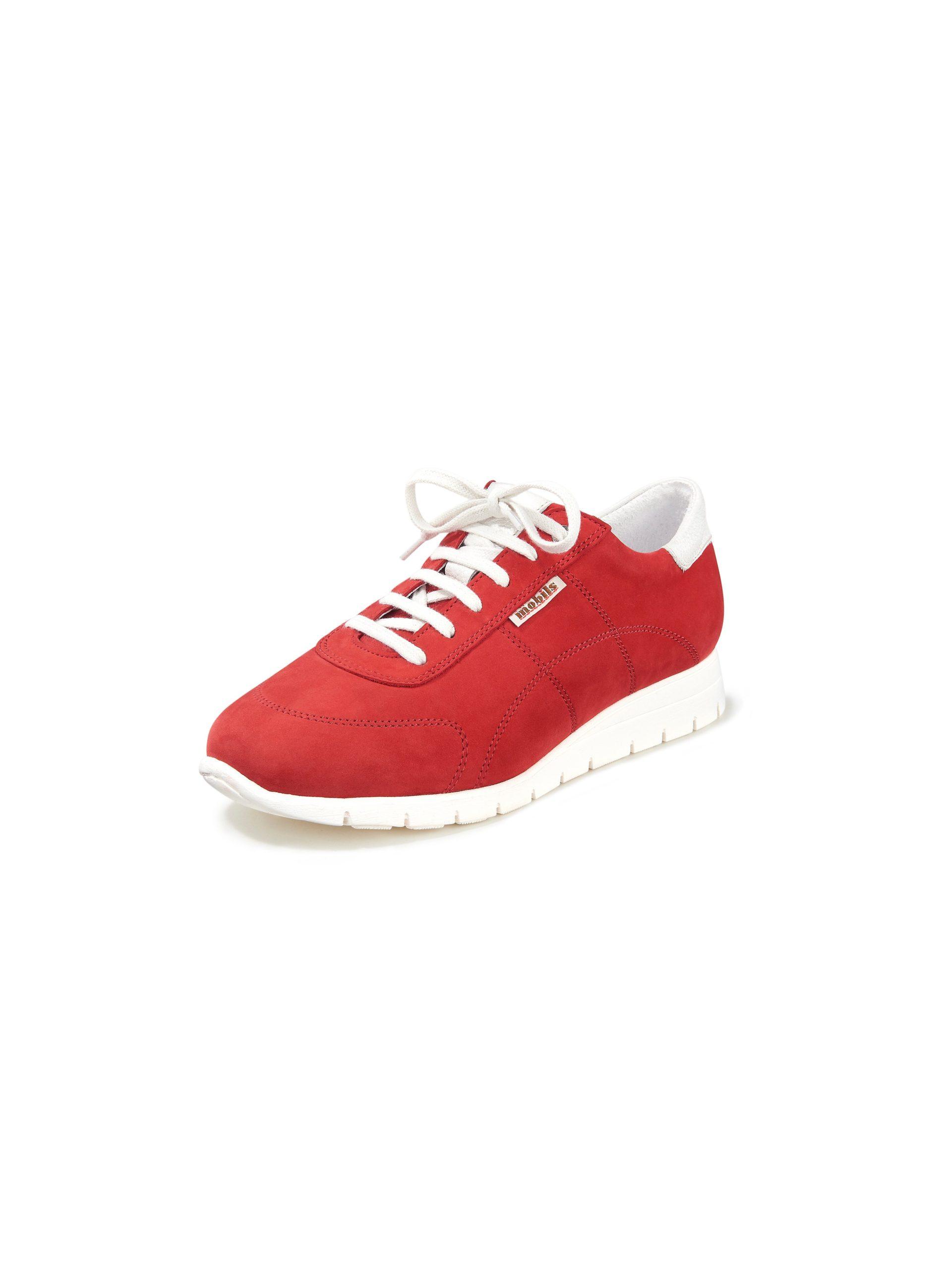 Sneakers Dorothe Van Mobils rood Kopen