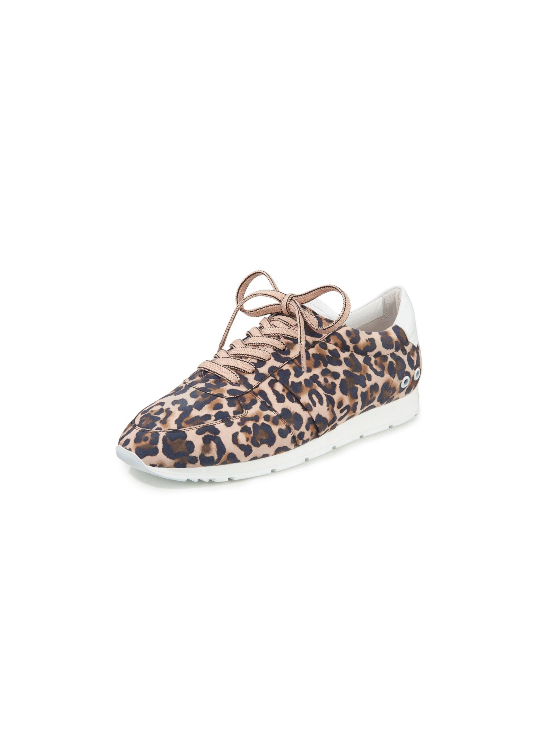 Sneakers Strike van geitensuèdeleer Van Kennel & Schmenger multicolour Kopen