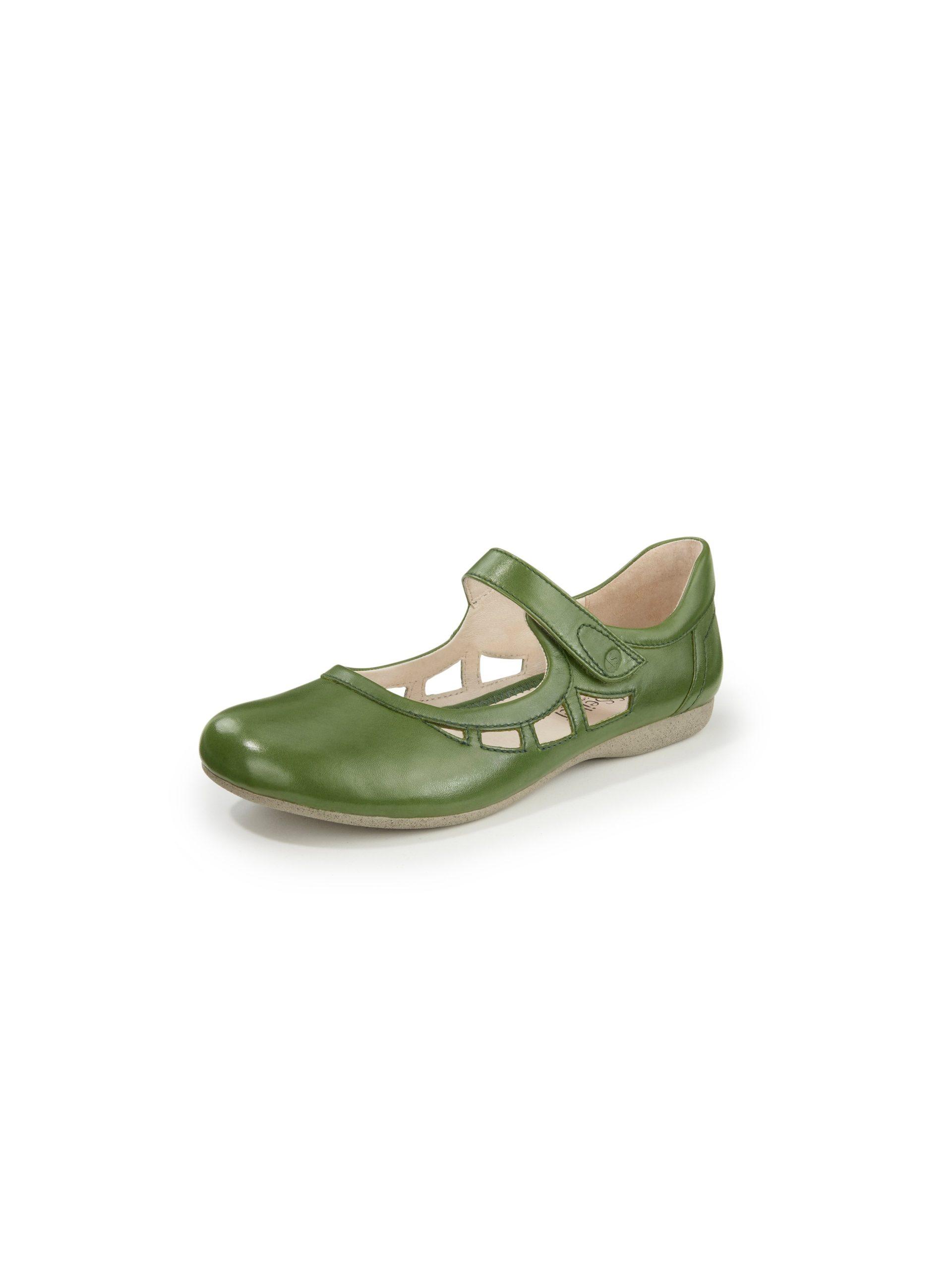 Ballerina's Fiona van geitennappaleer Van Josef Seibel groen Kopen