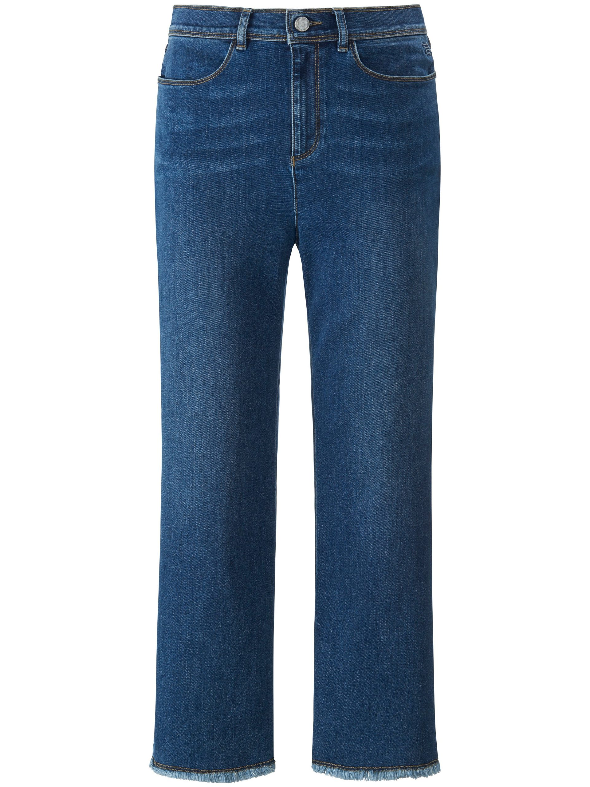 7/8-jeans met rechte pijpen Van Riani blauw Kopen