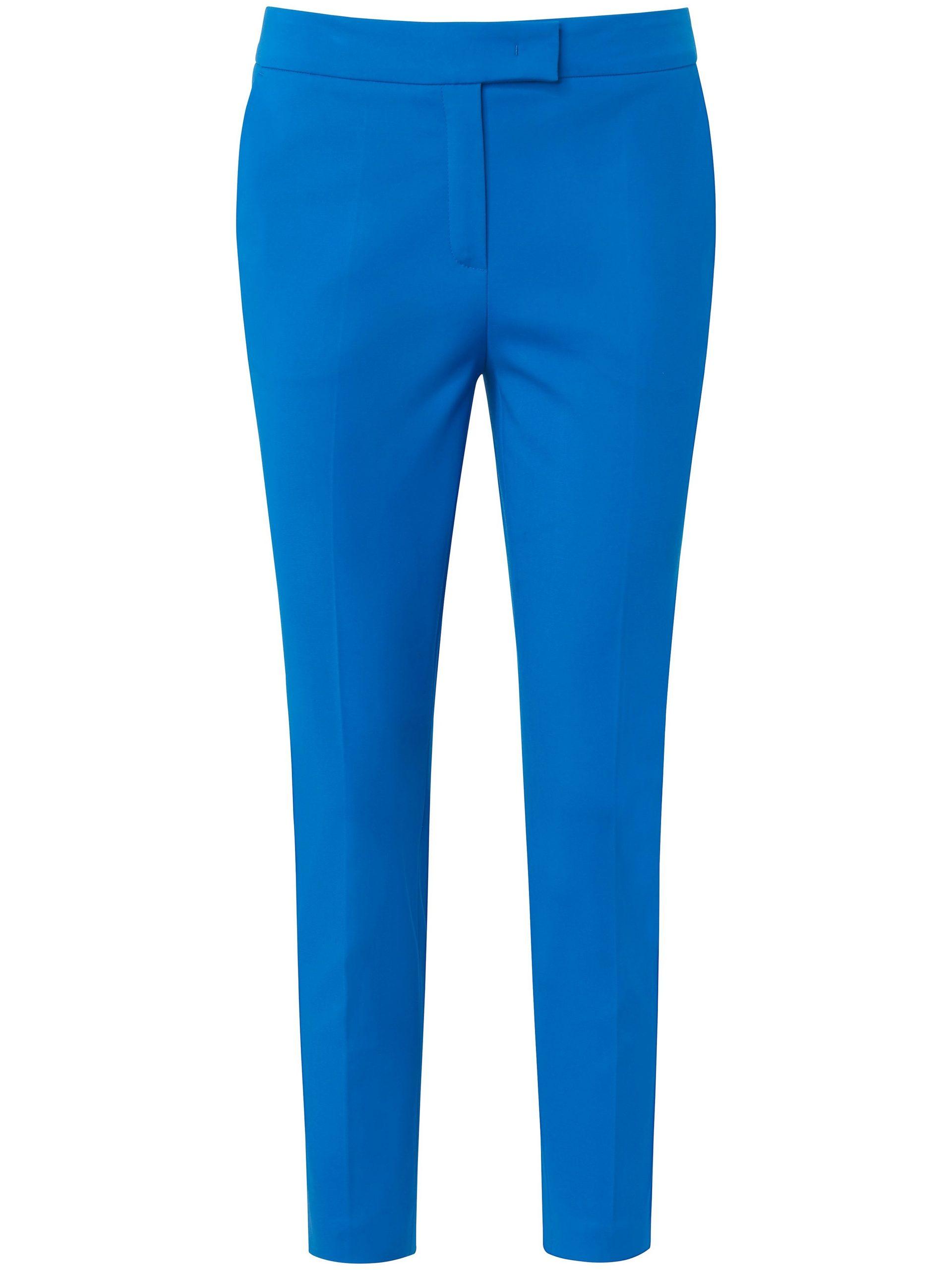 7/8-broek in zachte kwaliteit met stretcheffect Van Laura Biagiotti Roma blauw Kopen