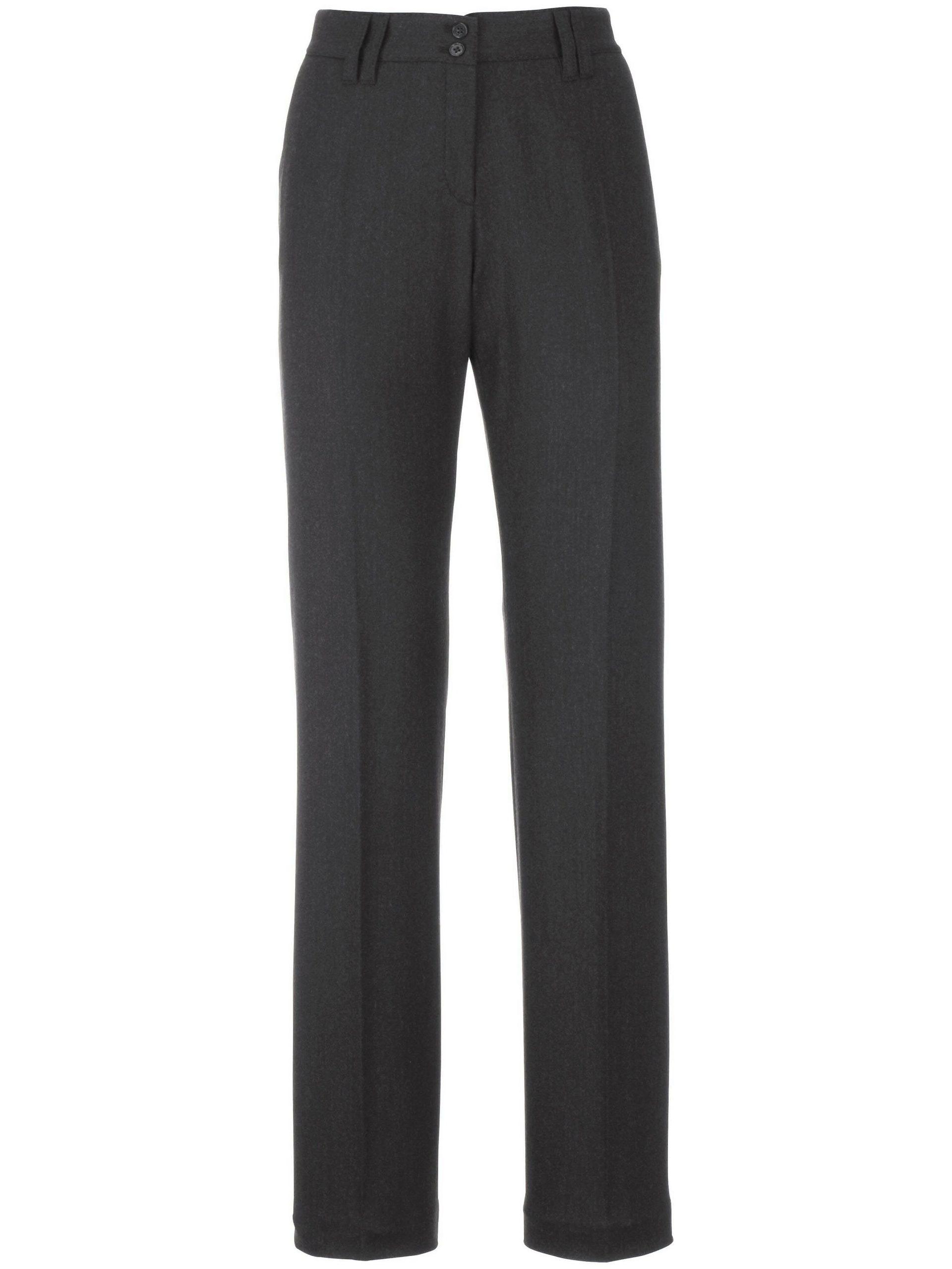 'Regular Fit'-broek Van Brax Feel Good zwart Kopen
