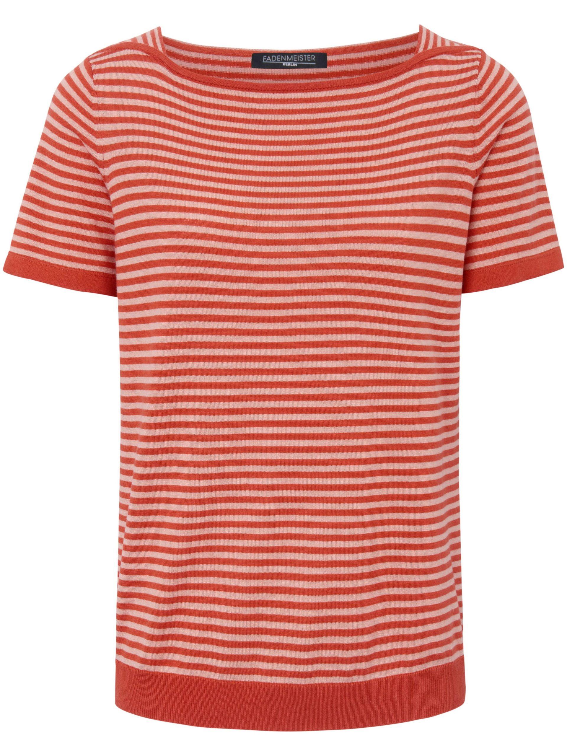 Shirt met korte mouwen Van Fadenmeister Berlin multicolour Kopen