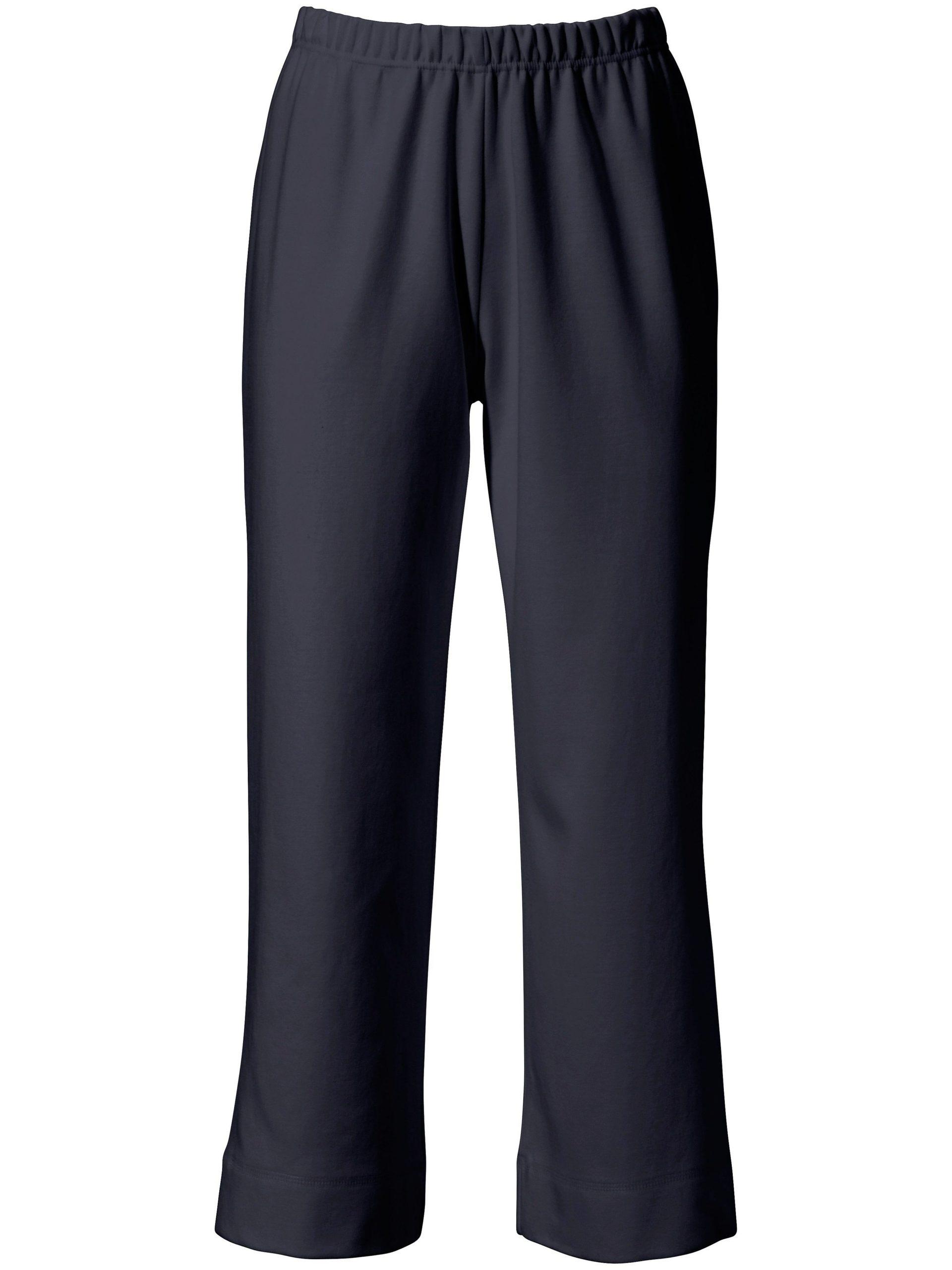 7/8-comfortbroek Van Green Cotton blauw Kopen