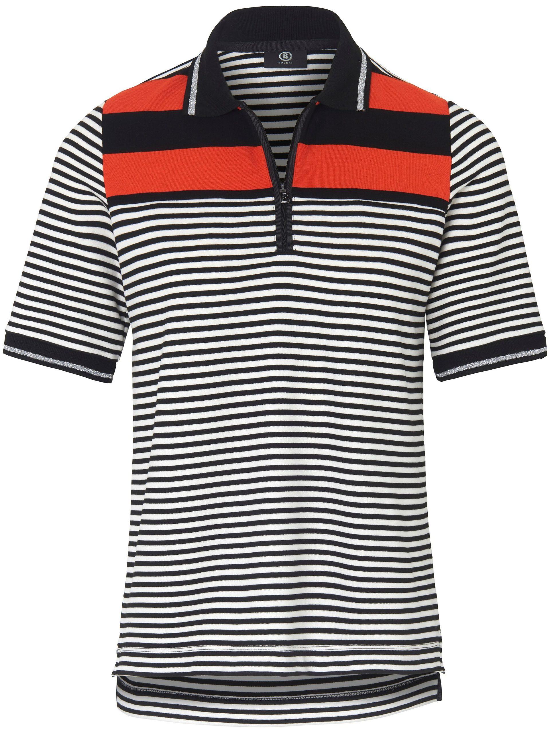Poloshirt met korte mouwen Van Bogner multicolour Kopen