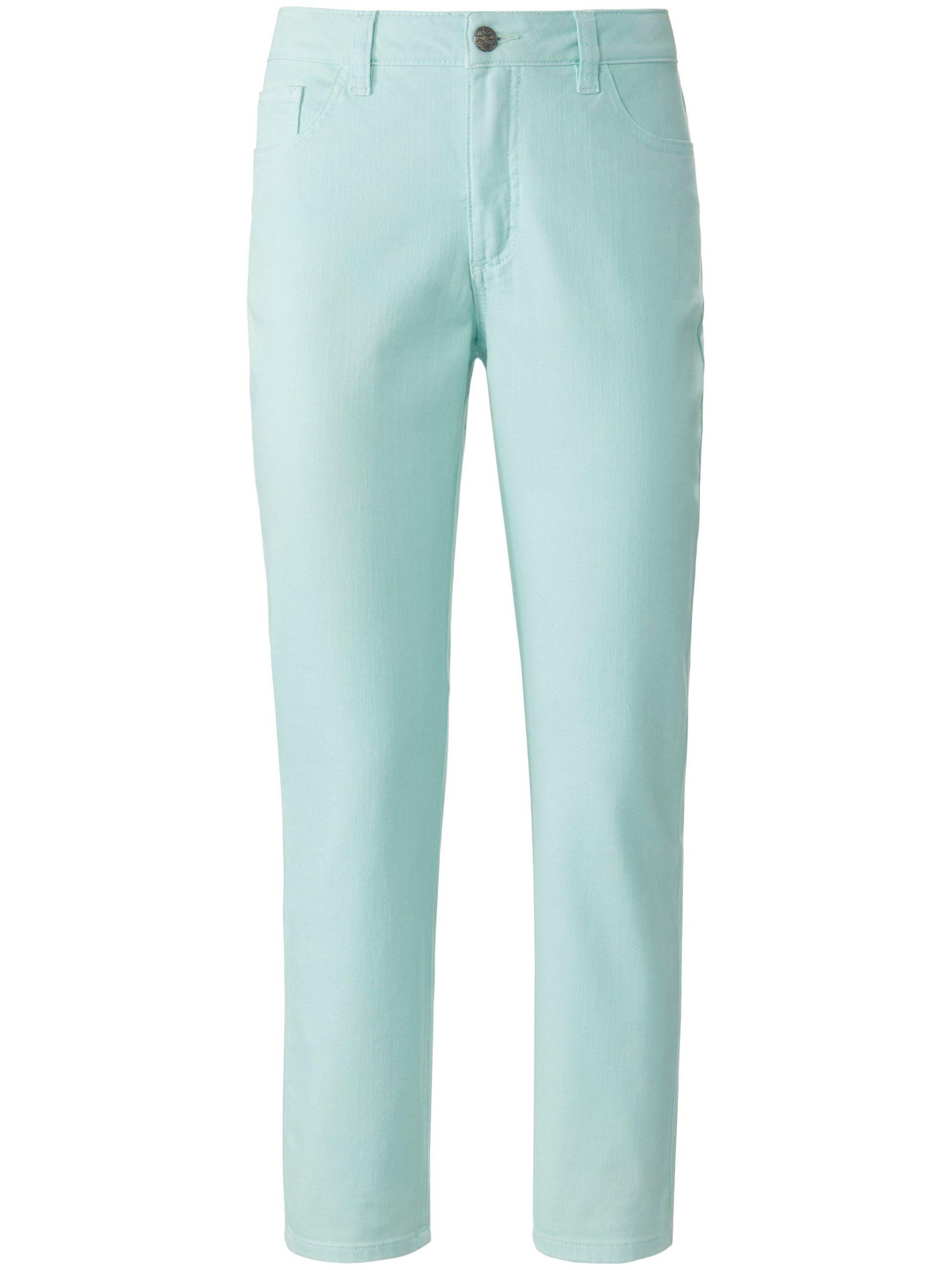 Jeans smalle pijpen Van MYBC groen Kopen