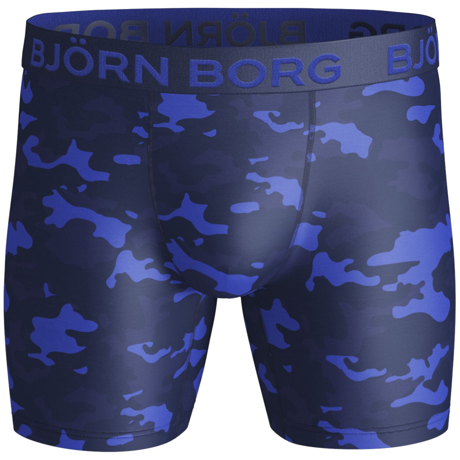 1-Pack Boxers Court Navy Camo